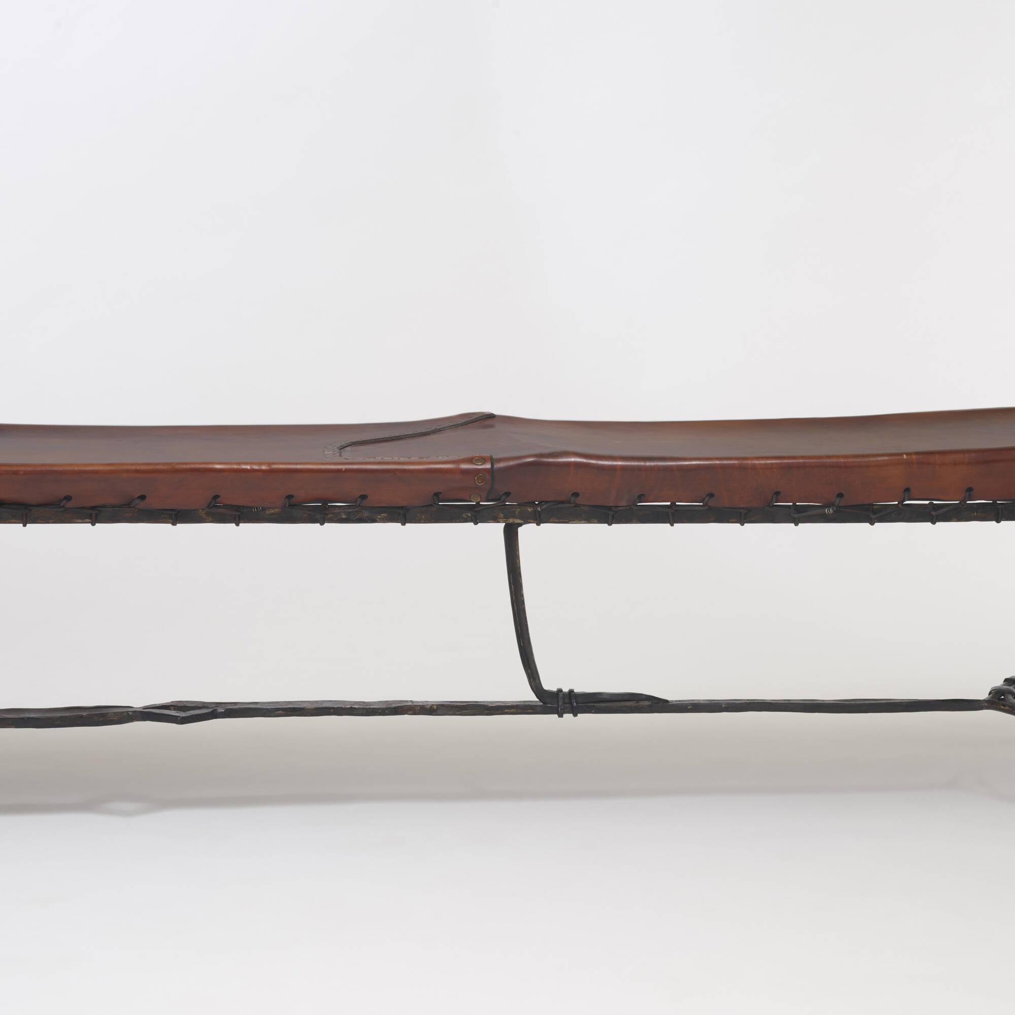 20: Sido and François Thevenin / Rare bench (3 of 4)