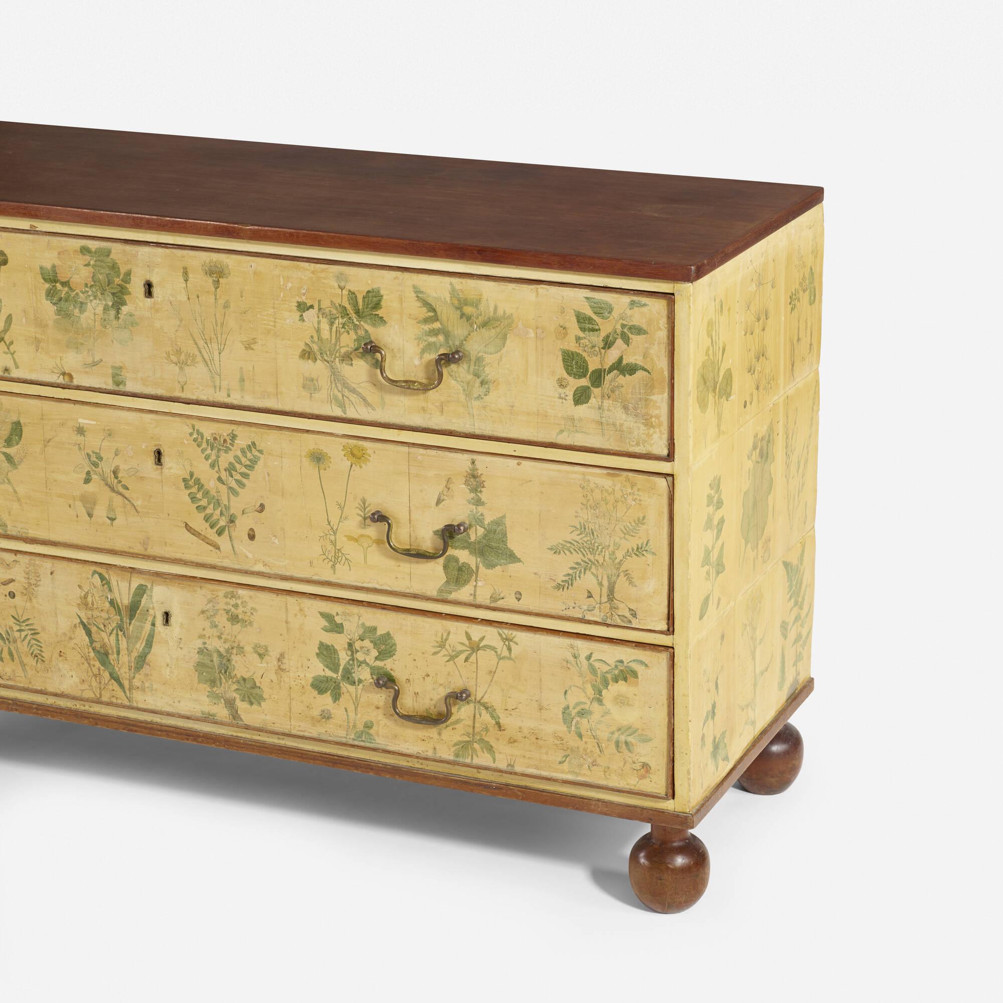 20: Josef Frank / Important Flora cabinet (4 of 4)