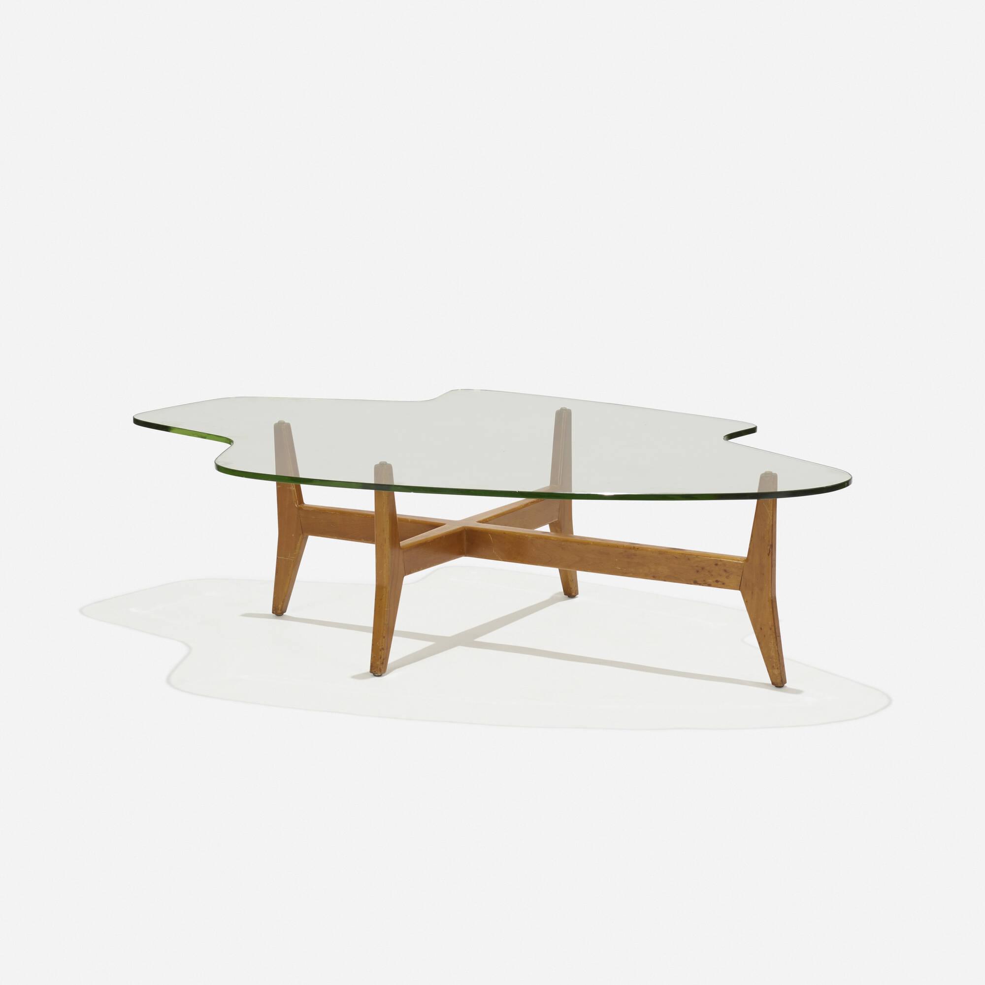 210 jens risom freeshape coffee table model t 362 american 210 jens risom freeshape coffee table model t 362 1 of geotapseo Choice Image