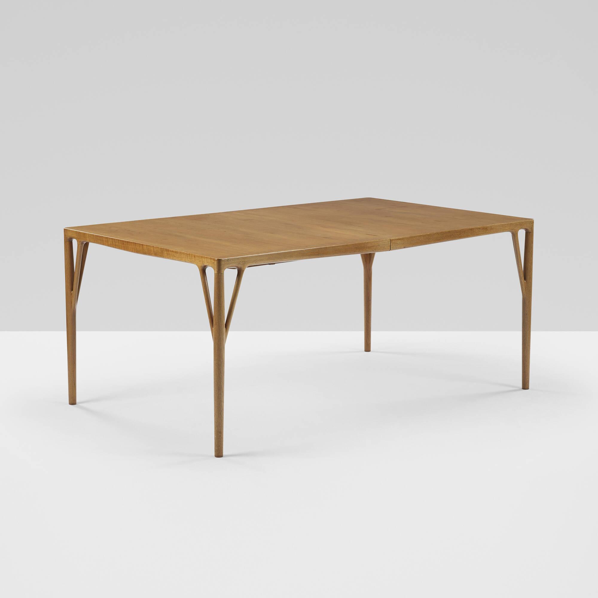 211 helge vestergaard jensen dining table for Dining table design 2015