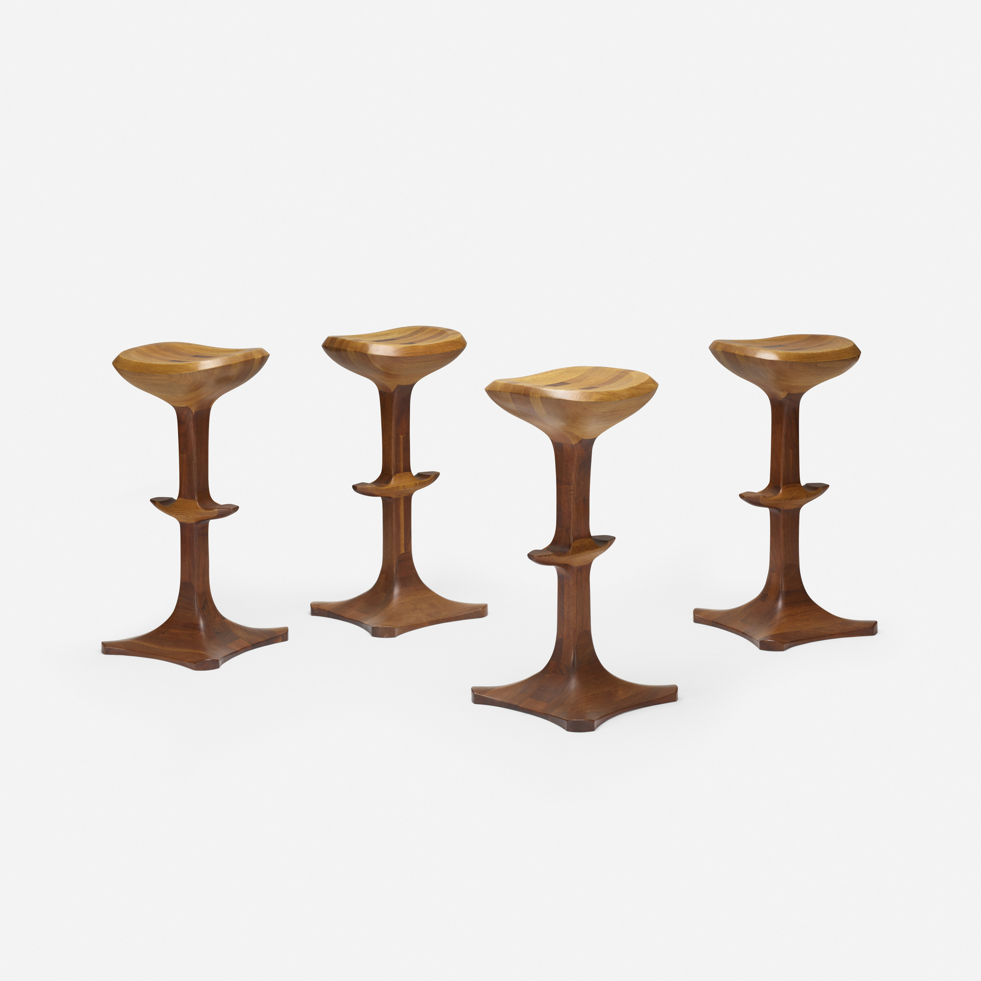 211: Arcotypo Studio / stools, set of four (1 of 2)