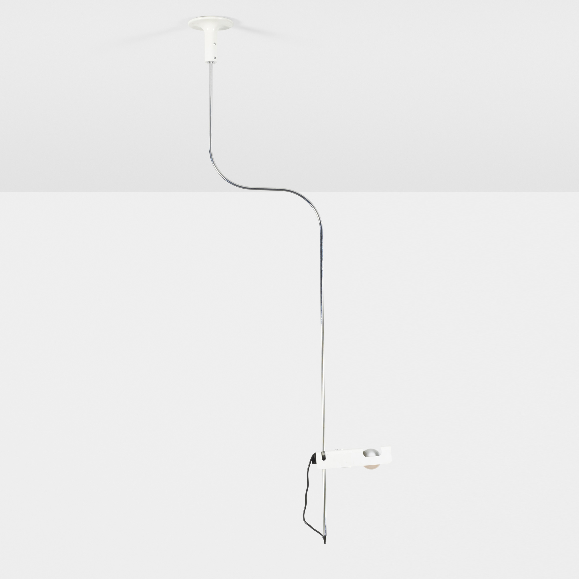 211: Joe Colombo / Spider ceiling lamp (1 of 2)