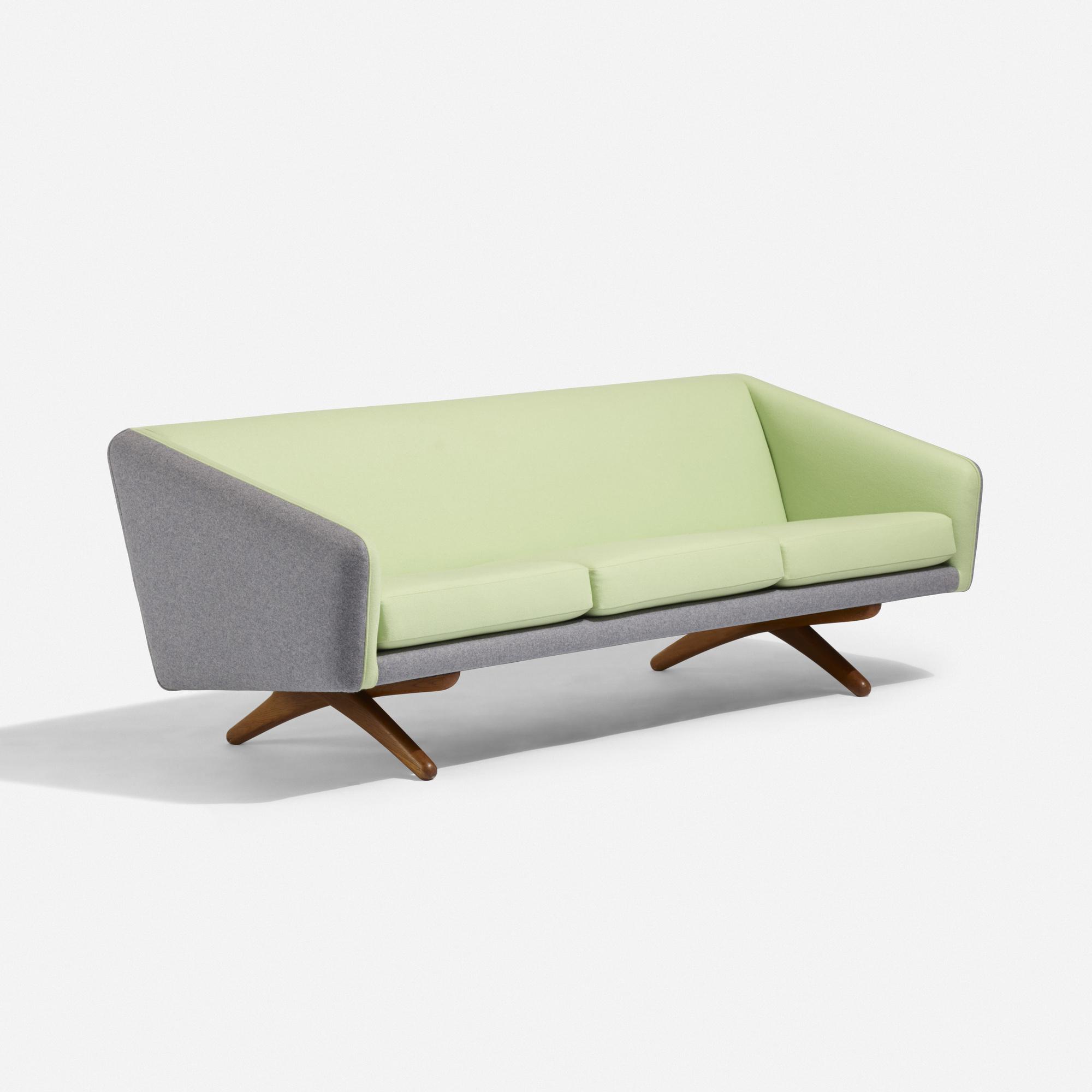 211 Illum Wikkelsø Sofa 1 Of 3