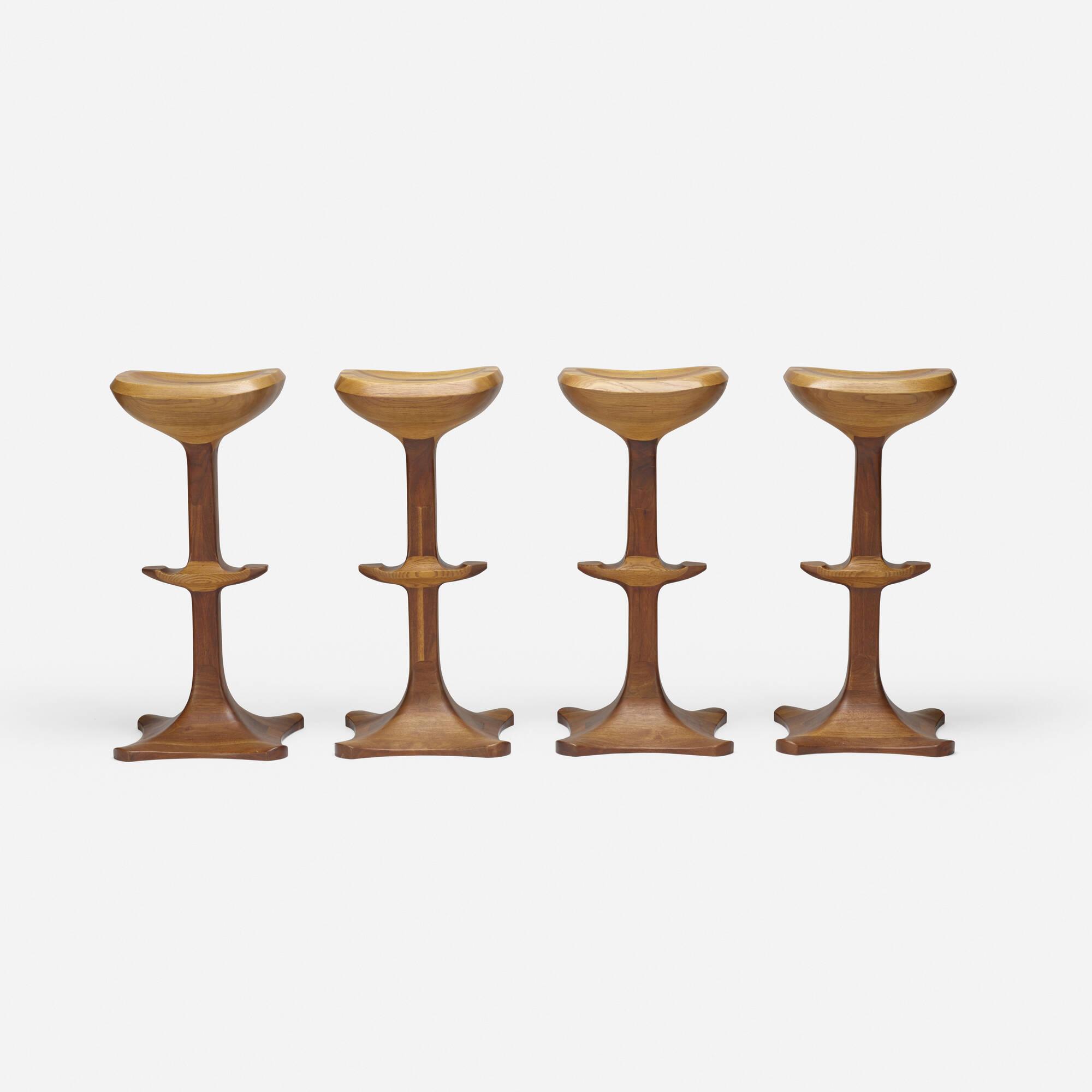 211: Arcotypo Studio / stools, set of four (2 of 2)