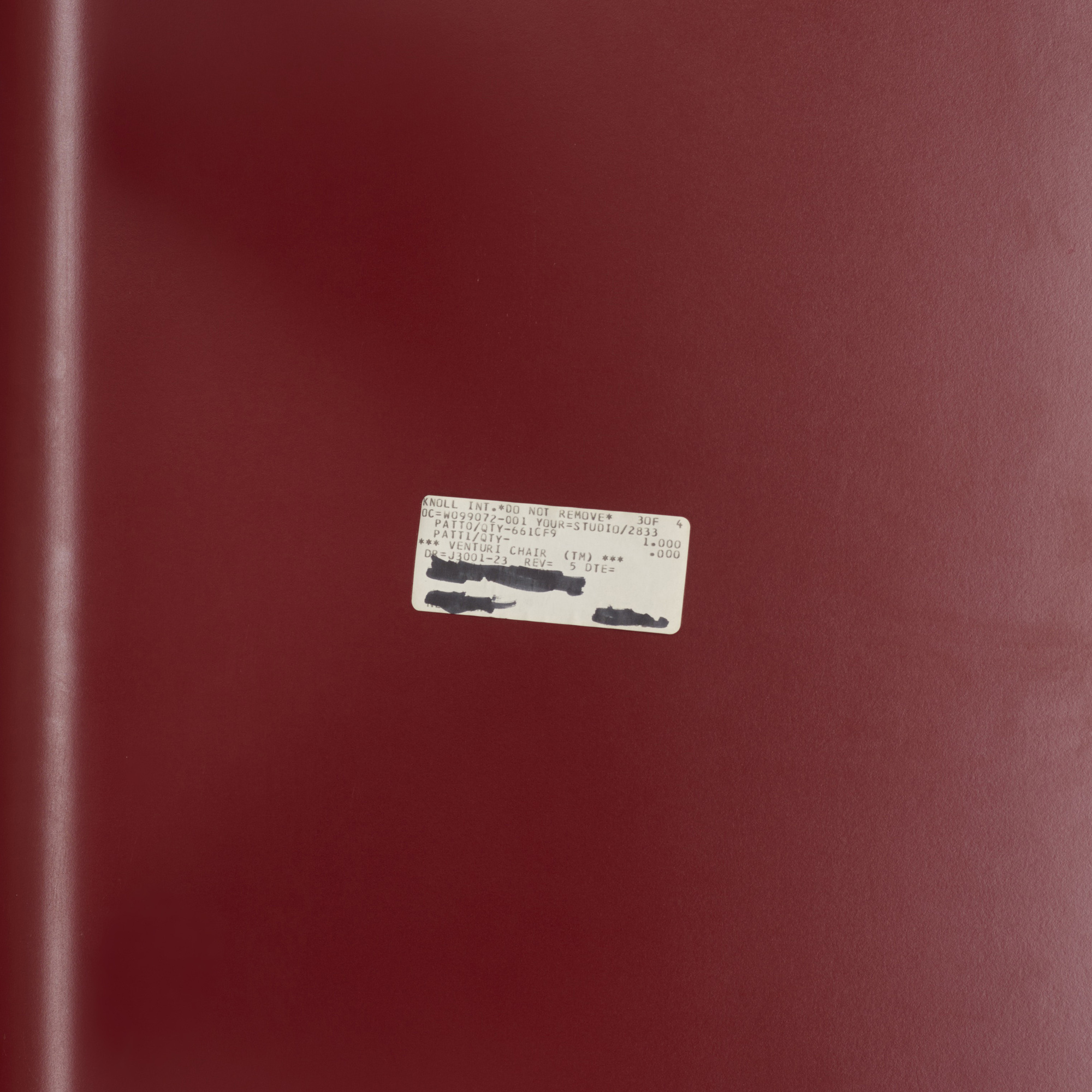 211: Robert Venturi with Denise Scott Brown / Queen Anne chairs, pair (3 of 3)