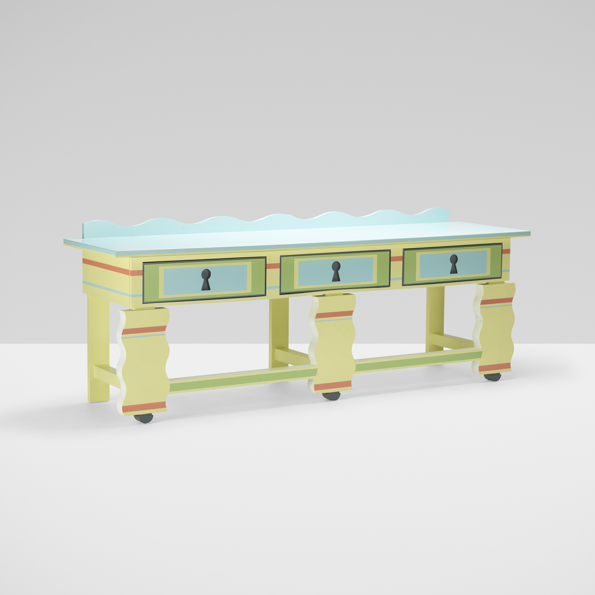 212: Robert Venturi with Denise Scott Brown / custom console (1 of 3)