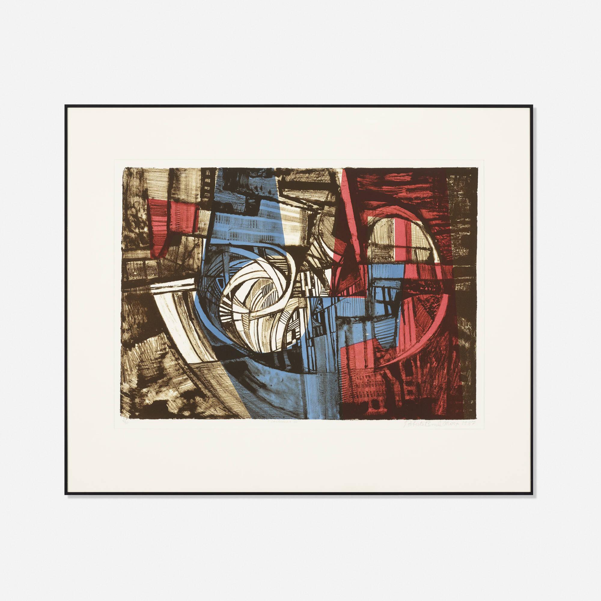 212: Roberto Burle Marx / Canangula III (1 of 1)