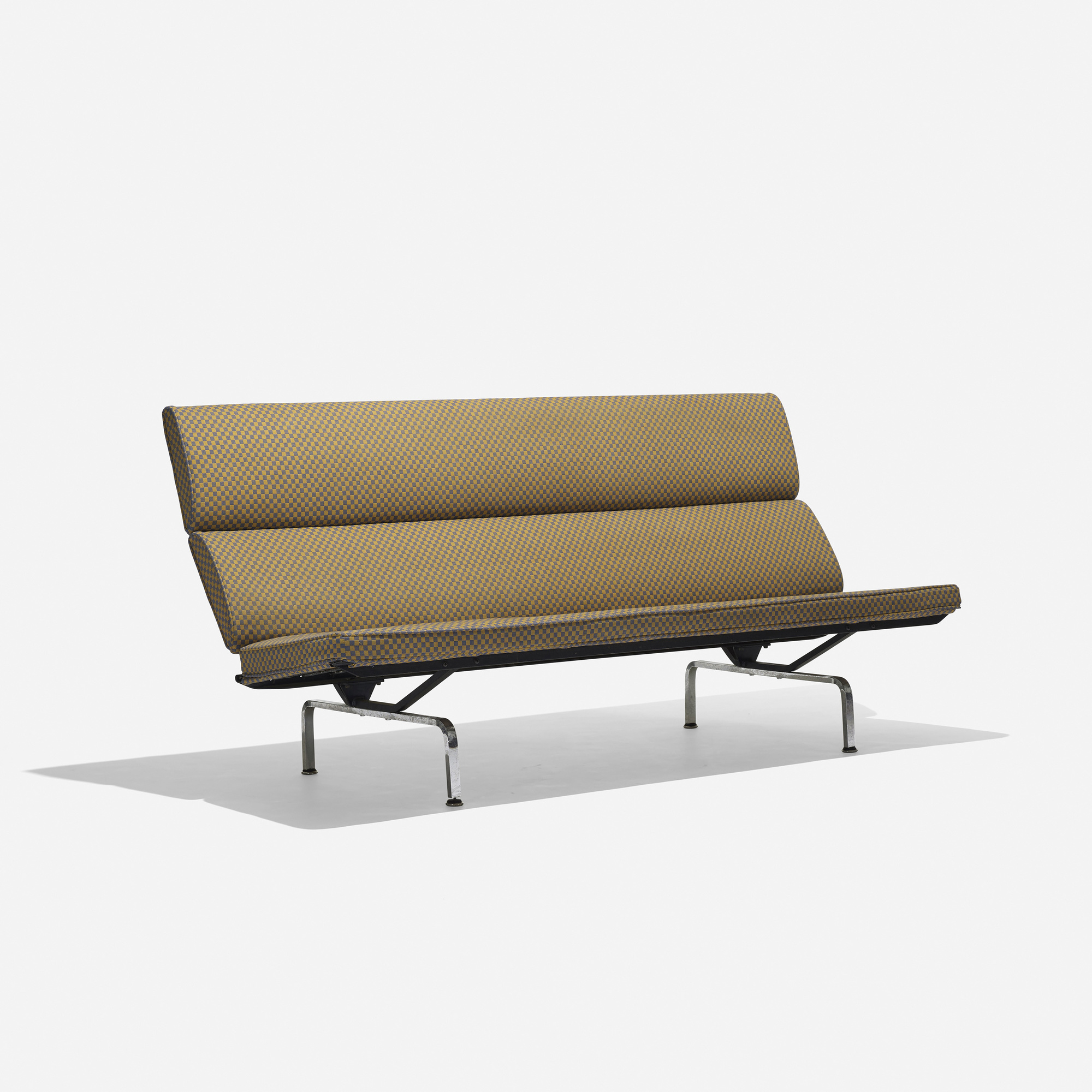 ... 212: Charles And Ray Eames / Sofa Compact, Model 473 (2 Of 3