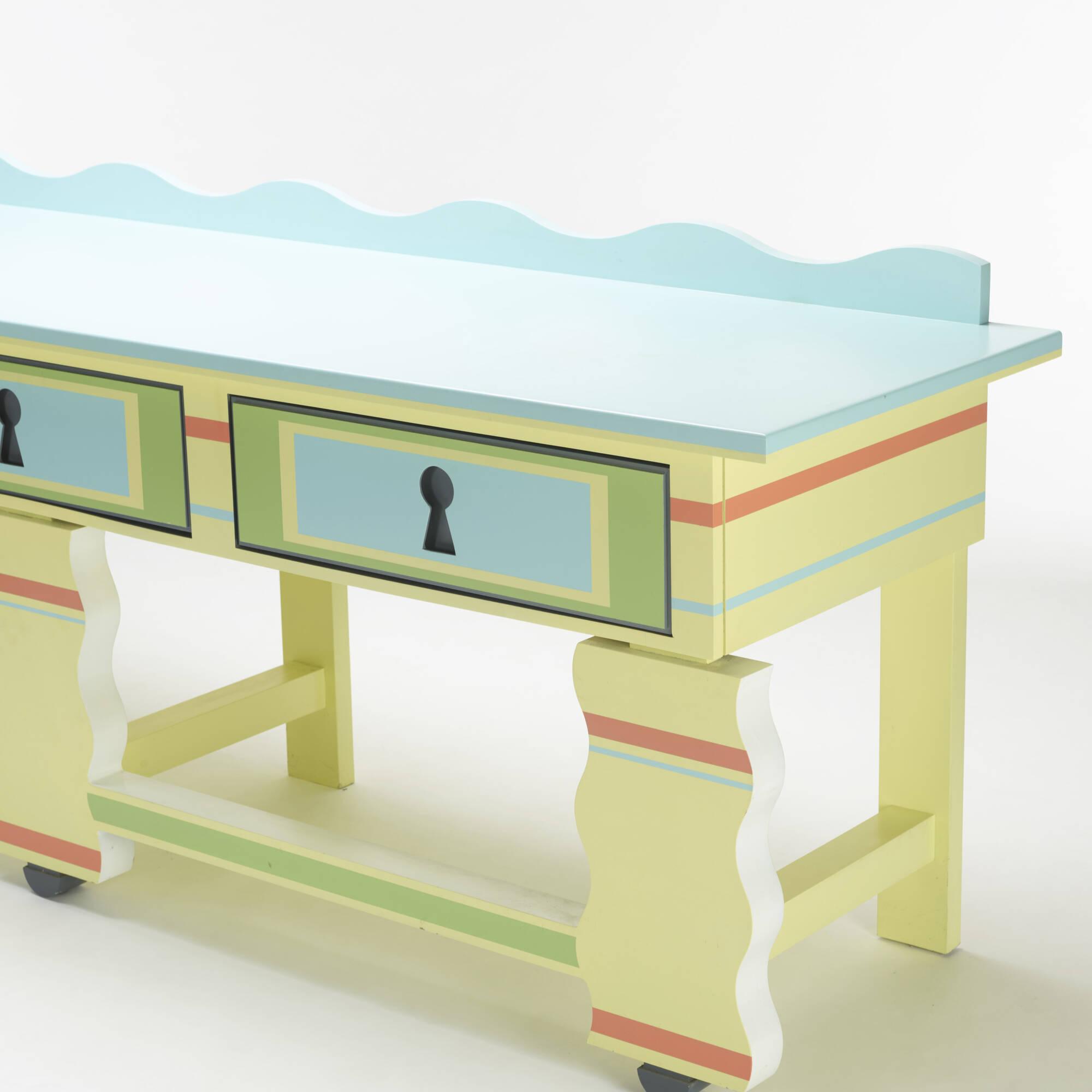 212: Robert Venturi with Denise Scott Brown / custom console (3 of 3)