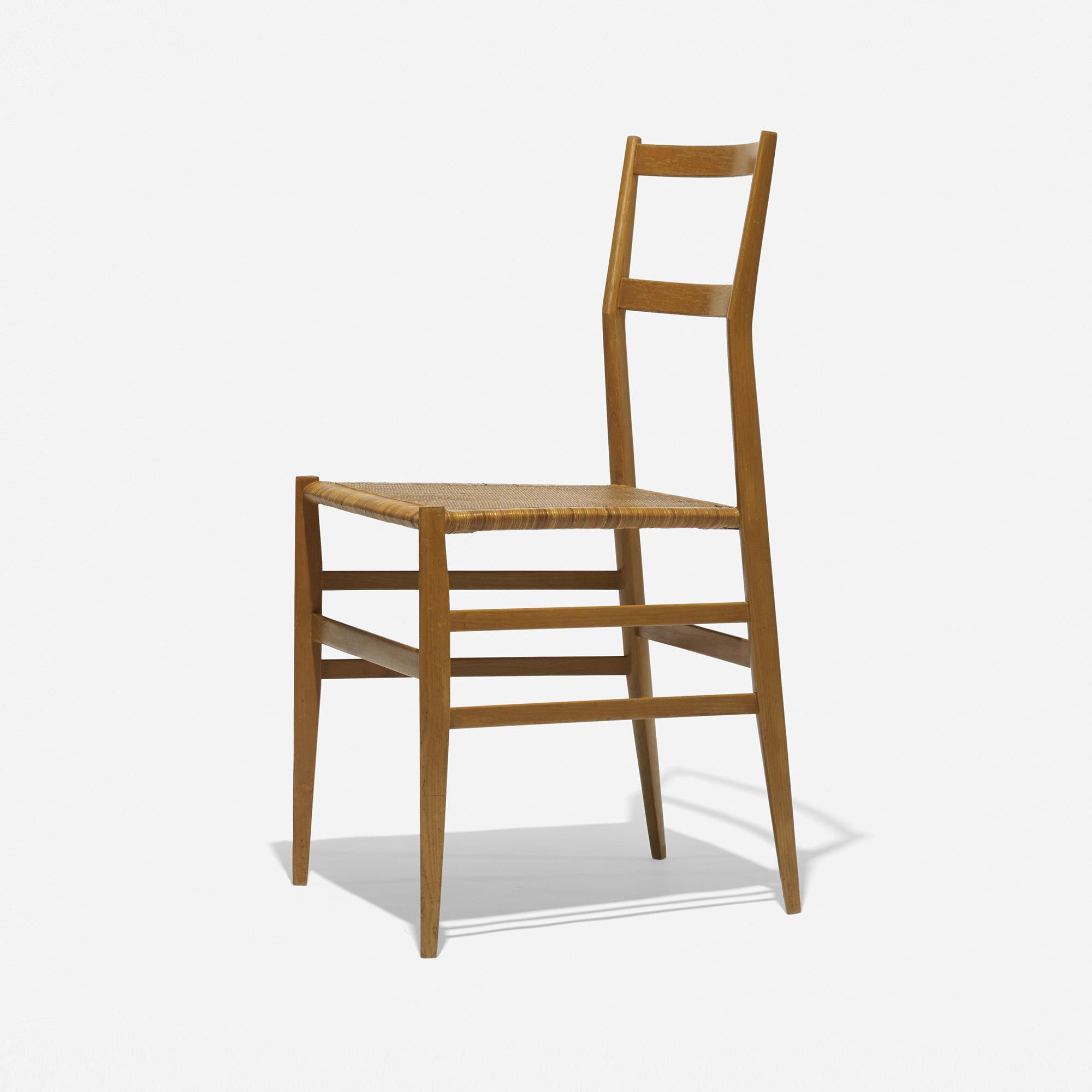 Merveilleux 214: Gio Ponti / Superleggera Chair (1 Of 5)