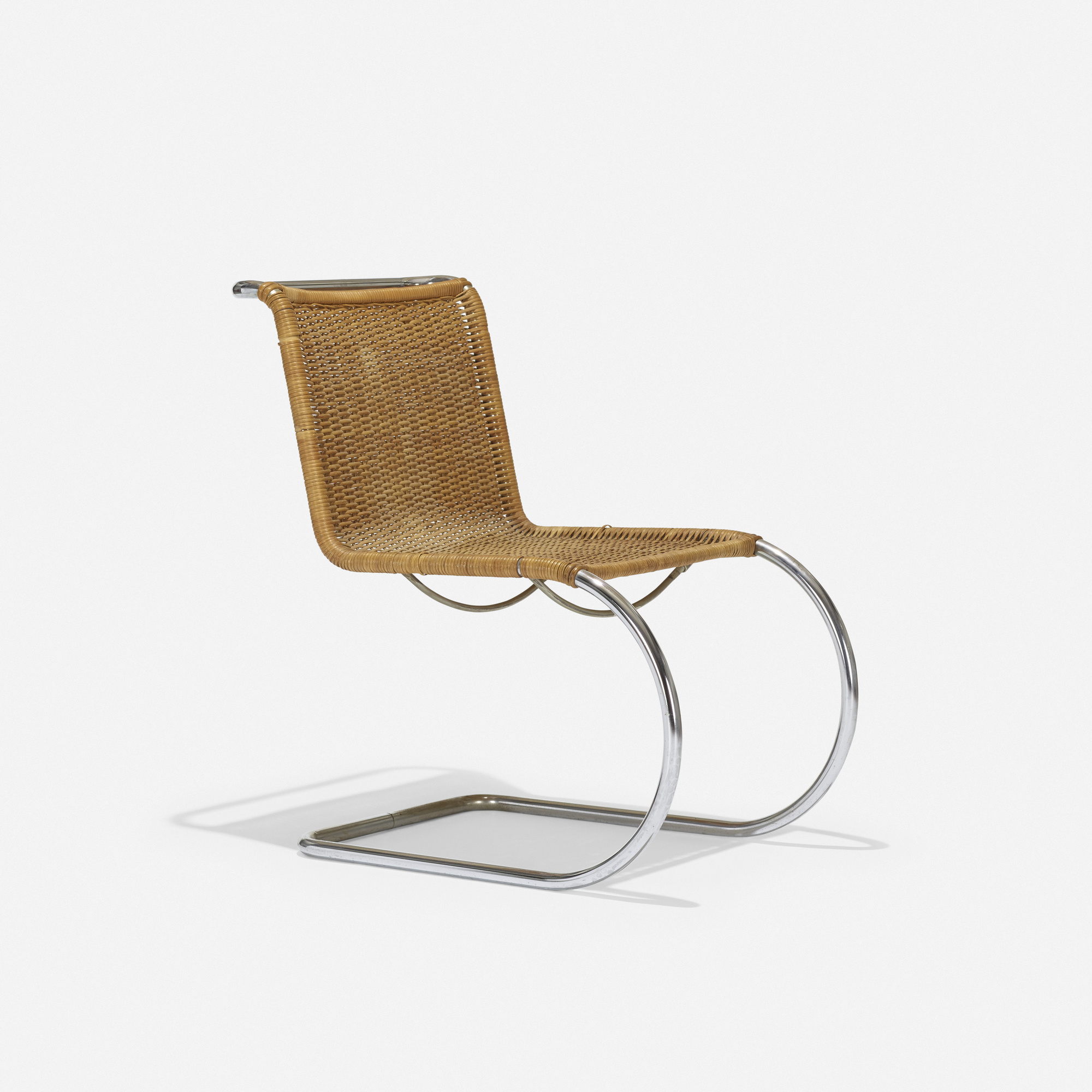 214 Ludwig Mies van der Rohe MR10 chair Taxonomy of Design