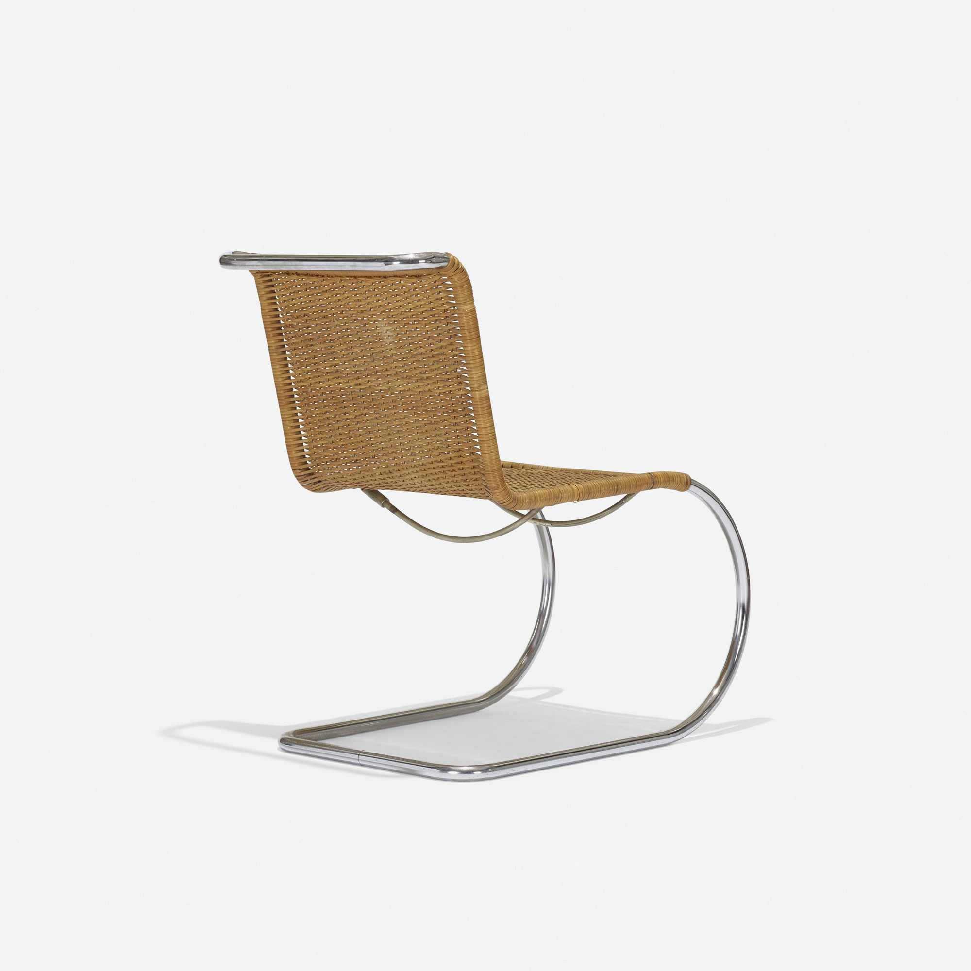 214: Ludwig Mies van der Rohe / MR10 chair (2 of 3)