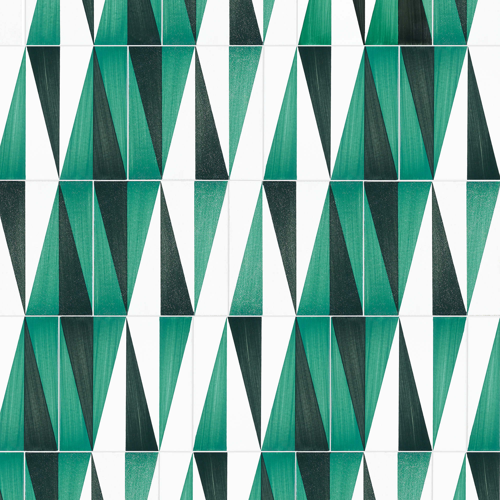 215 gio ponti collection of 175 tiles from the hotel - Piastrelle gio ponti ...