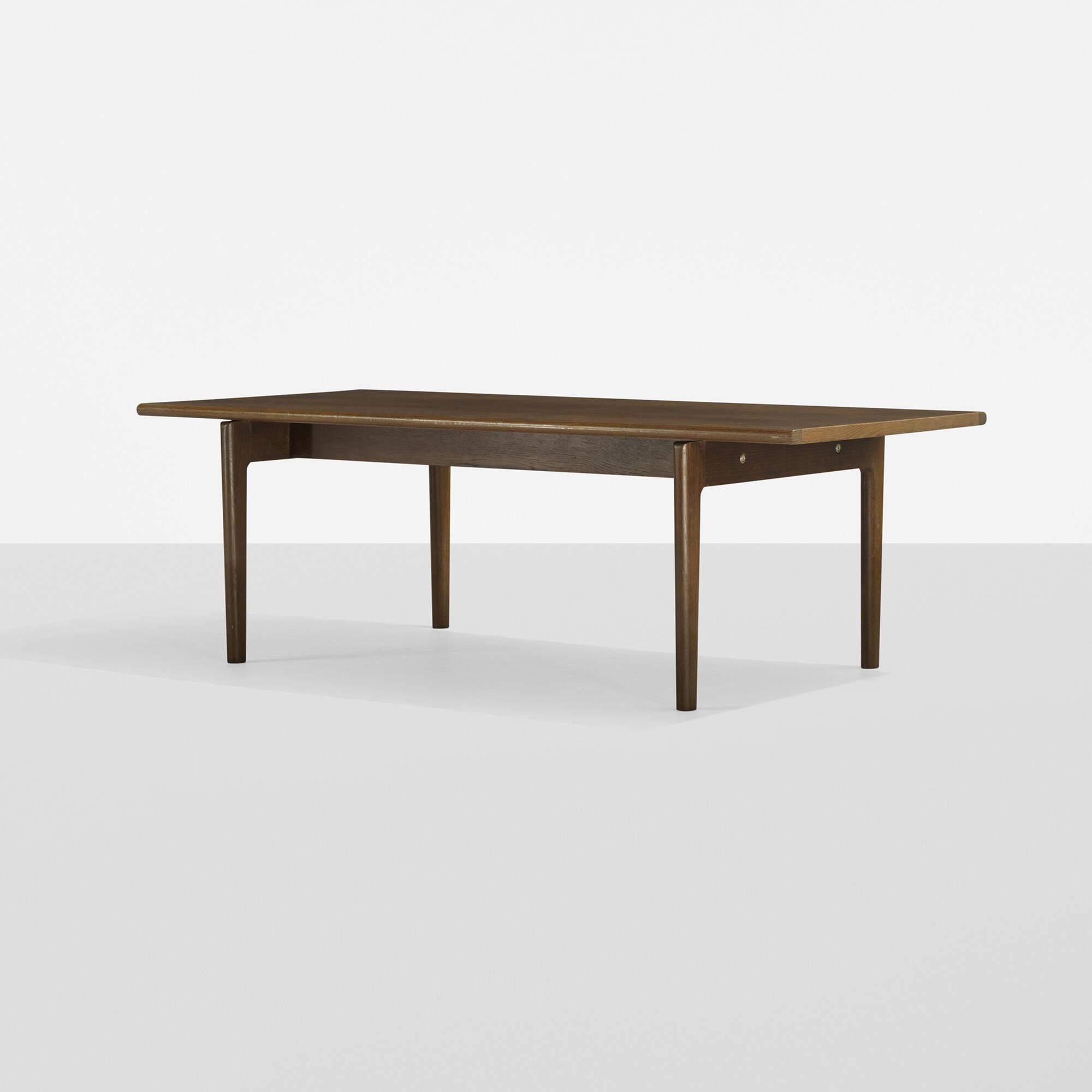 215 Hans J Wegner Coffee Table