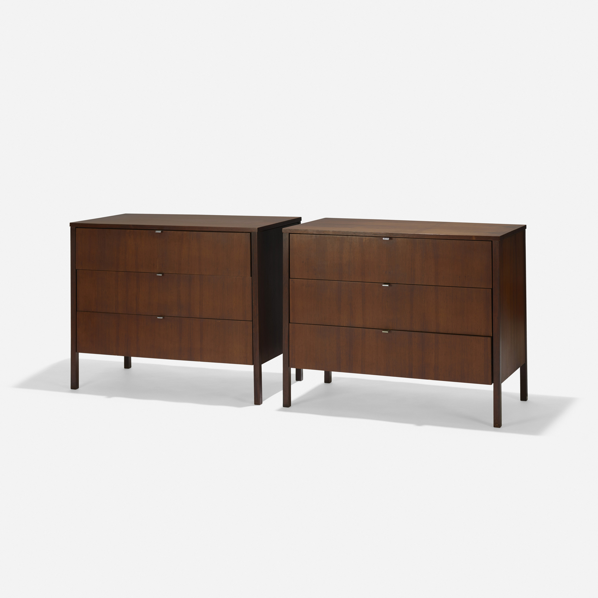 216: Florence Knoll / cabinets model 323-2, pair (1 of 2)