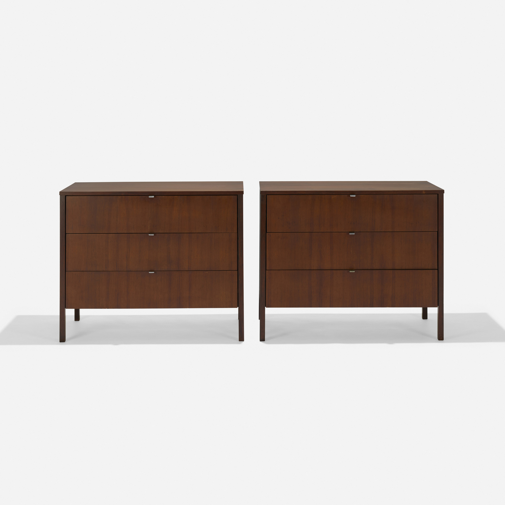 216: Florence Knoll / cabinets model 323-2, pair (2 of 2)