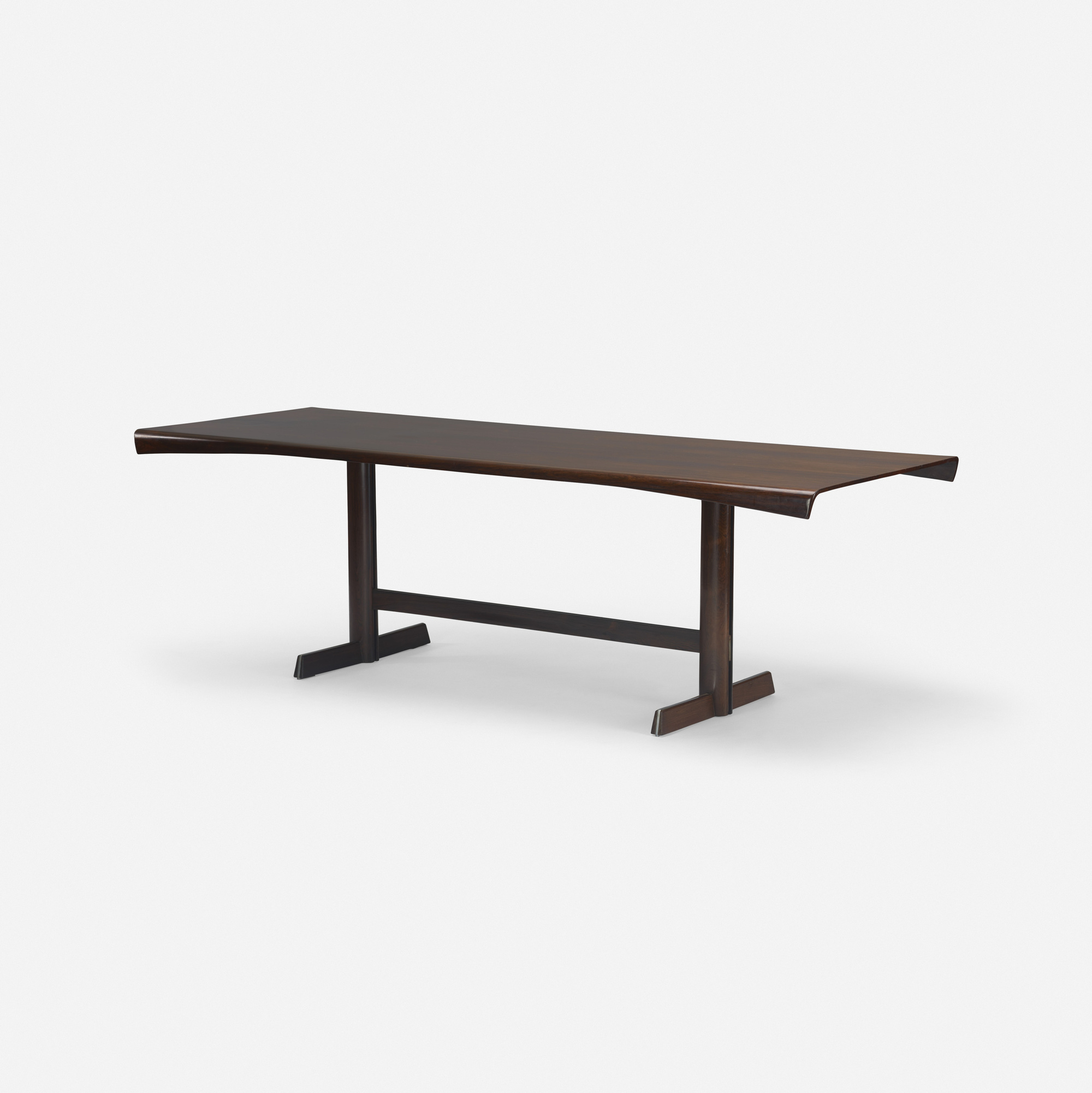 217: Jorge Zalszupin / dining table (1 of 2)