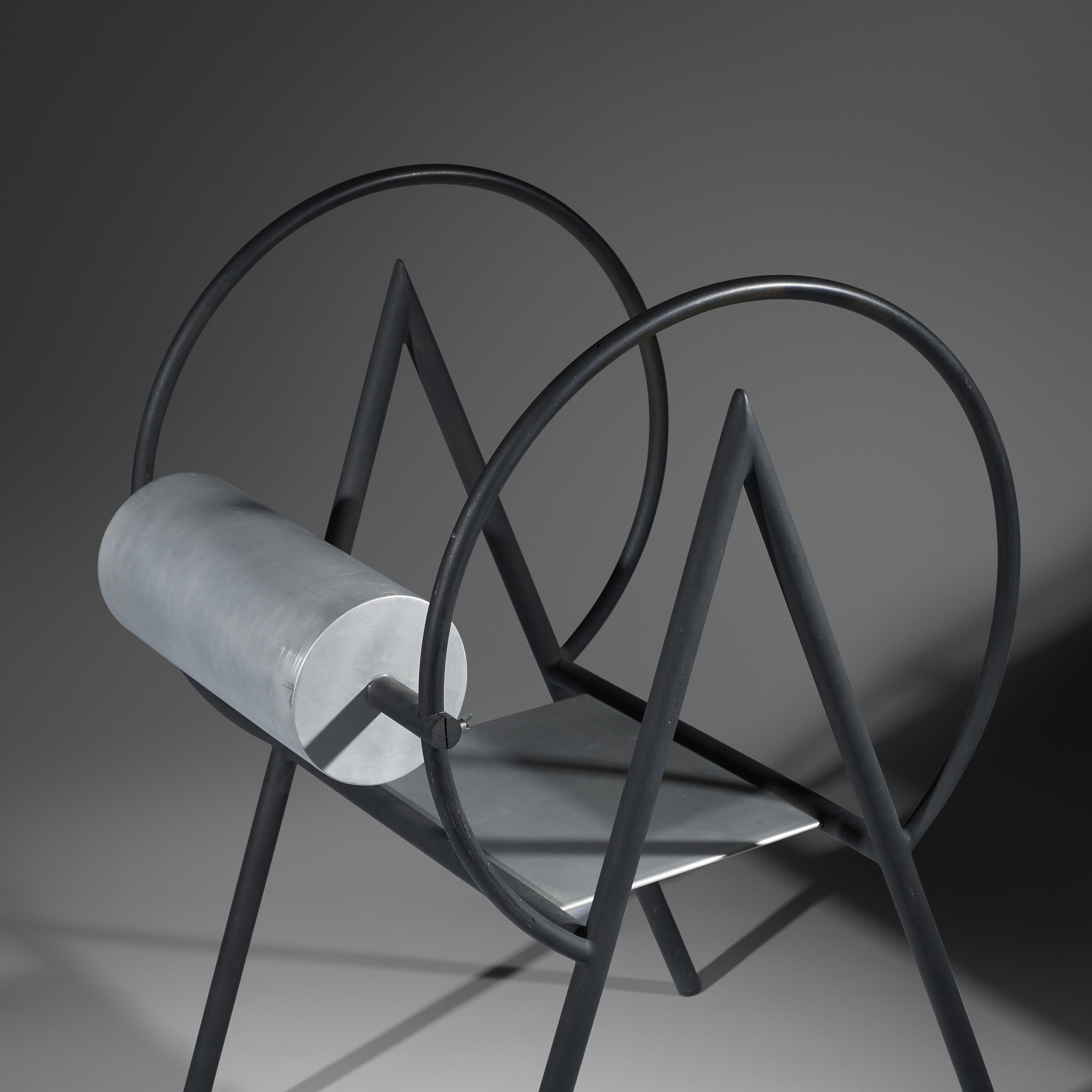 217 marc newson important and early chair for Chair design 2000