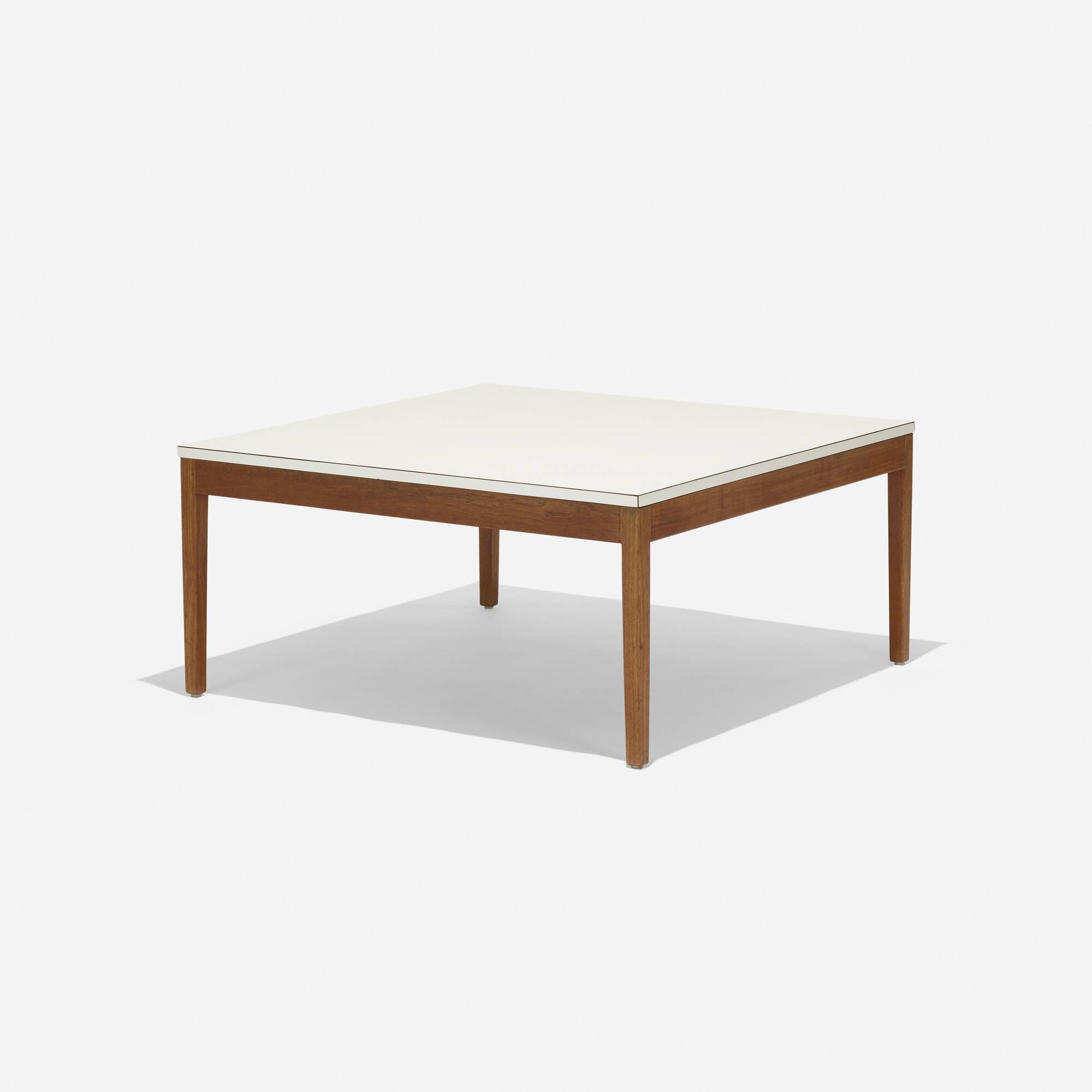 218 George Nelson Associates Coffee Table Model 5752