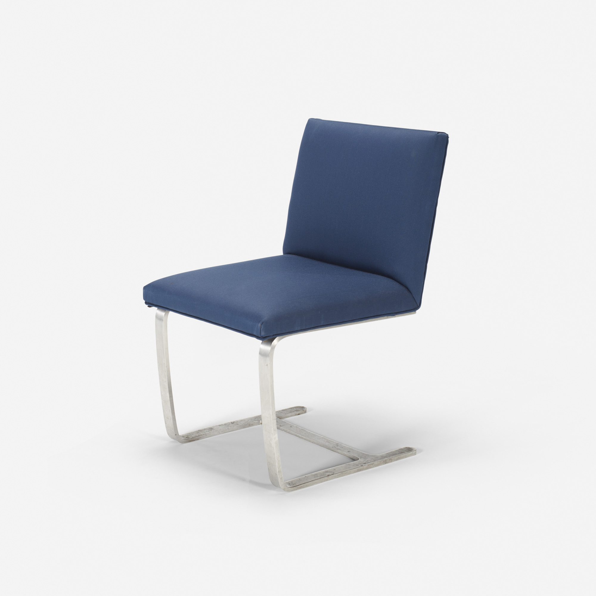 218 Ludwig Mies van der Rohe Custom Brno side chair from The