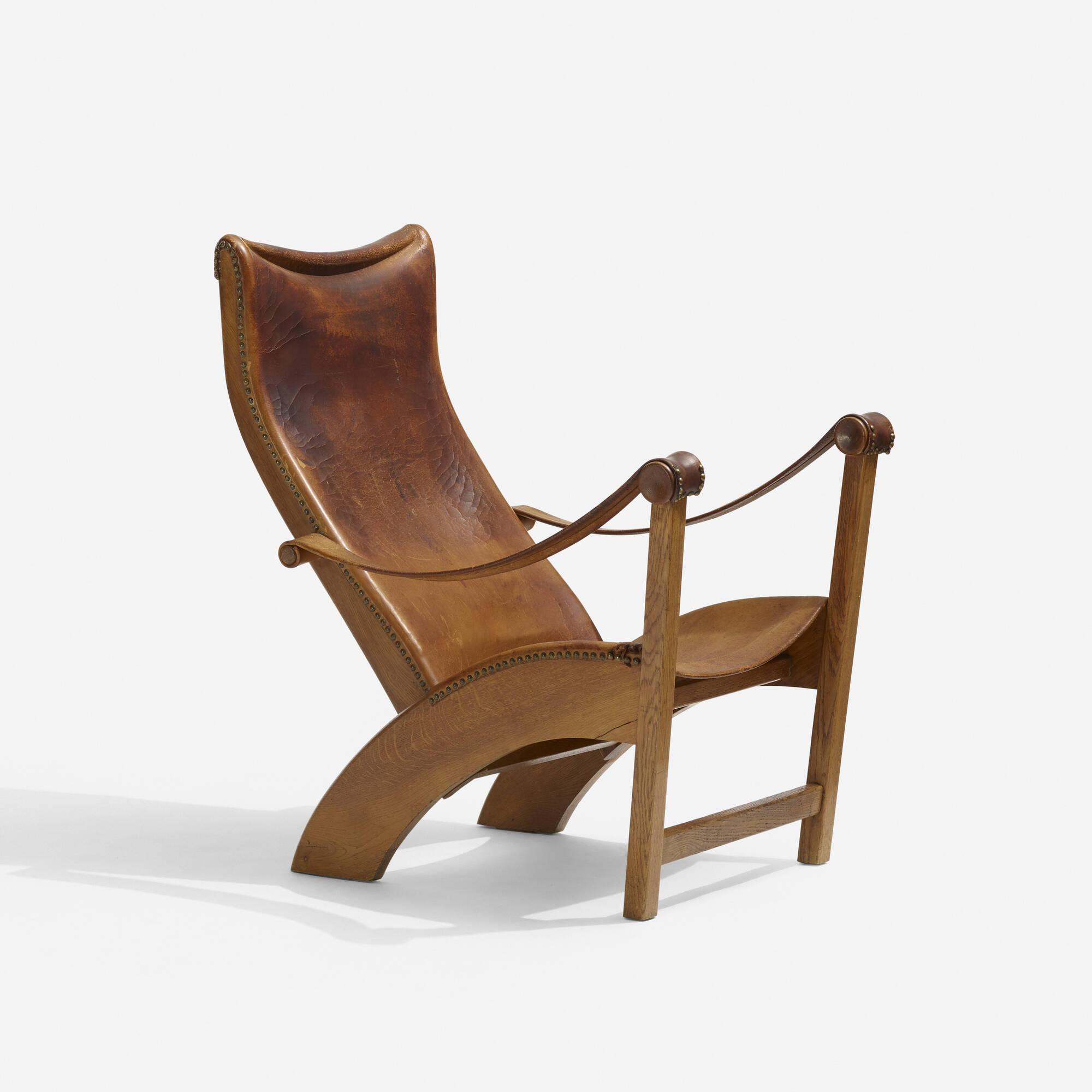 219: Mogens Voltelen / Copenhagen chair (1 of 3)
