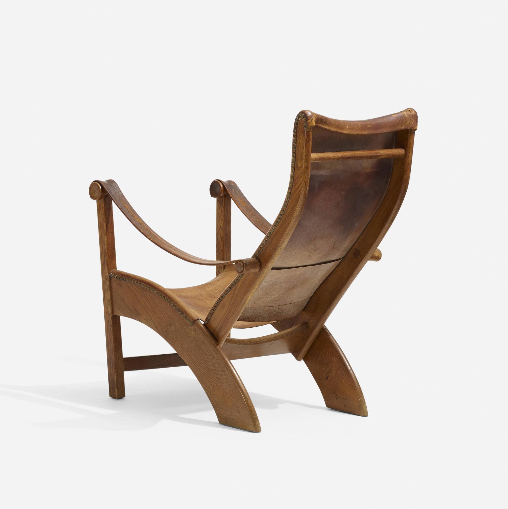 219: Mogens Voltelen / Copenhagen chair (2 of 3)