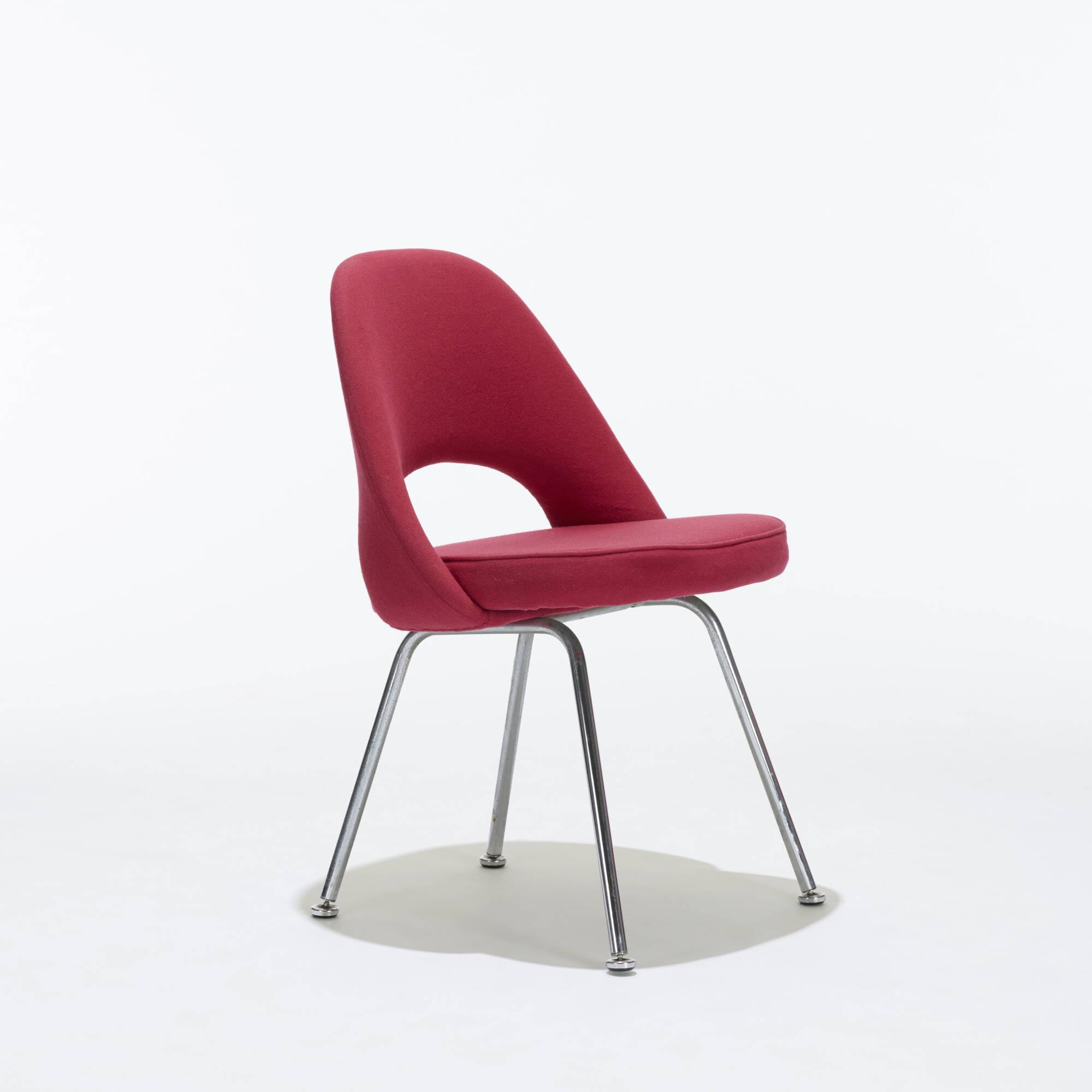 ... 219 Eero Saarinen / dining chairs set of six (3 of 3) & 219: EERO SAARINEN dining chairs set of six u003c American Design 15 ...