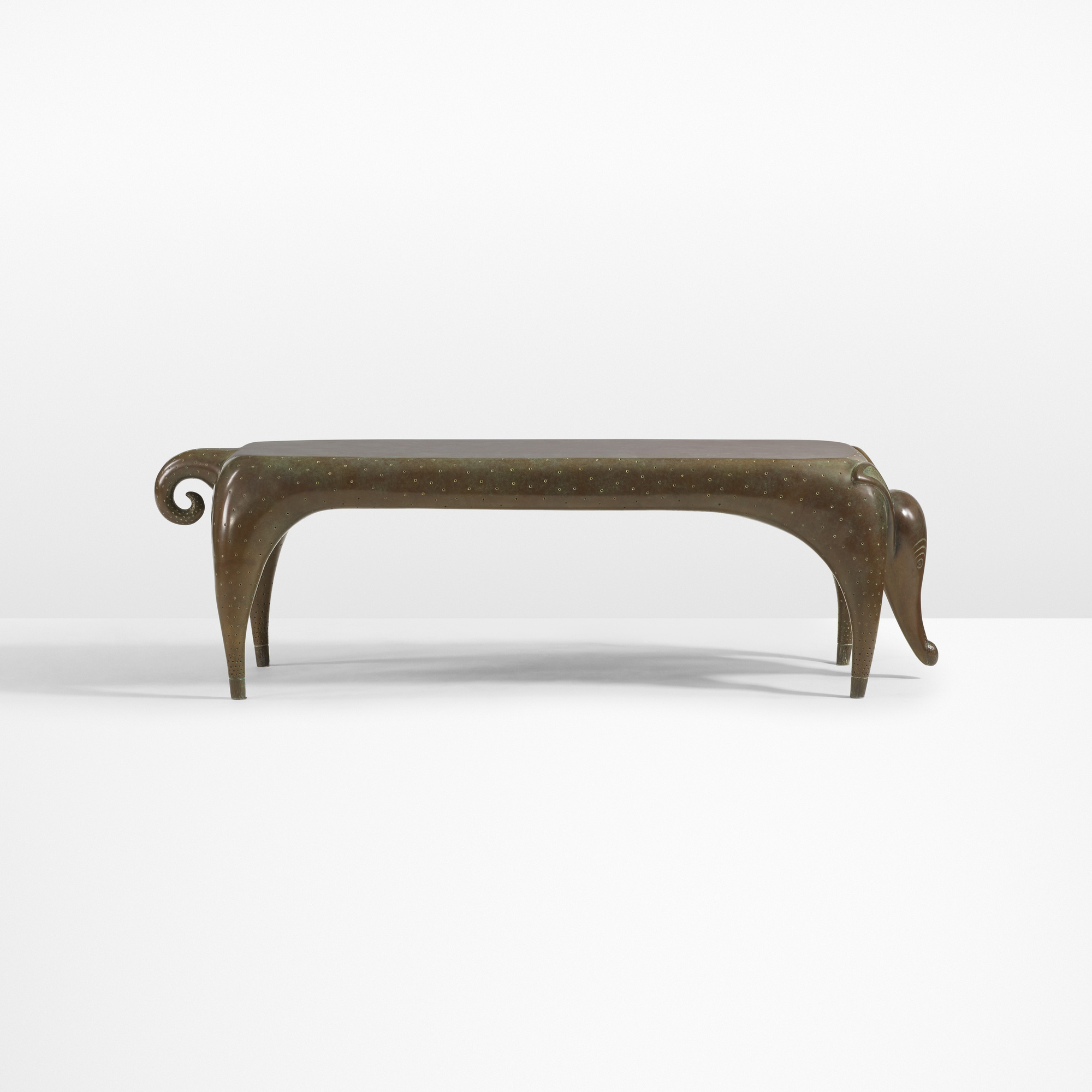 21: Judy Kensley McKie / Timid Dog bench (2 of 4)