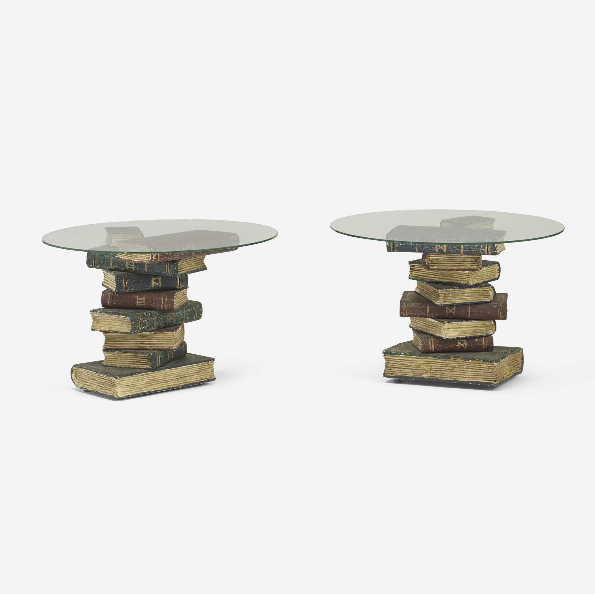 220: Maitland Smith / Occasional Tables, Pair (1 Of 4)