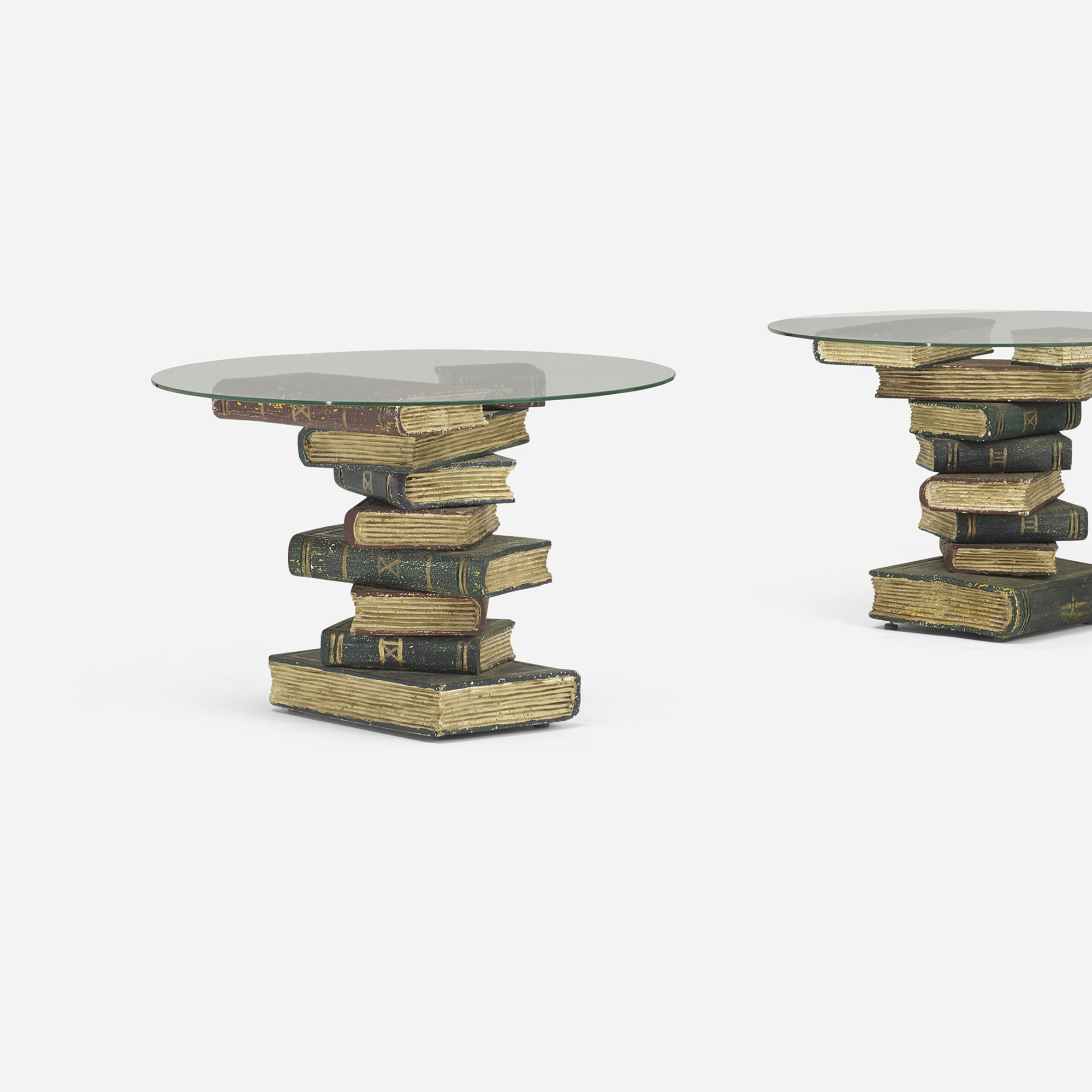 ... 220: Maitland Smith / Occasional Tables, Pair (2 Of 4)