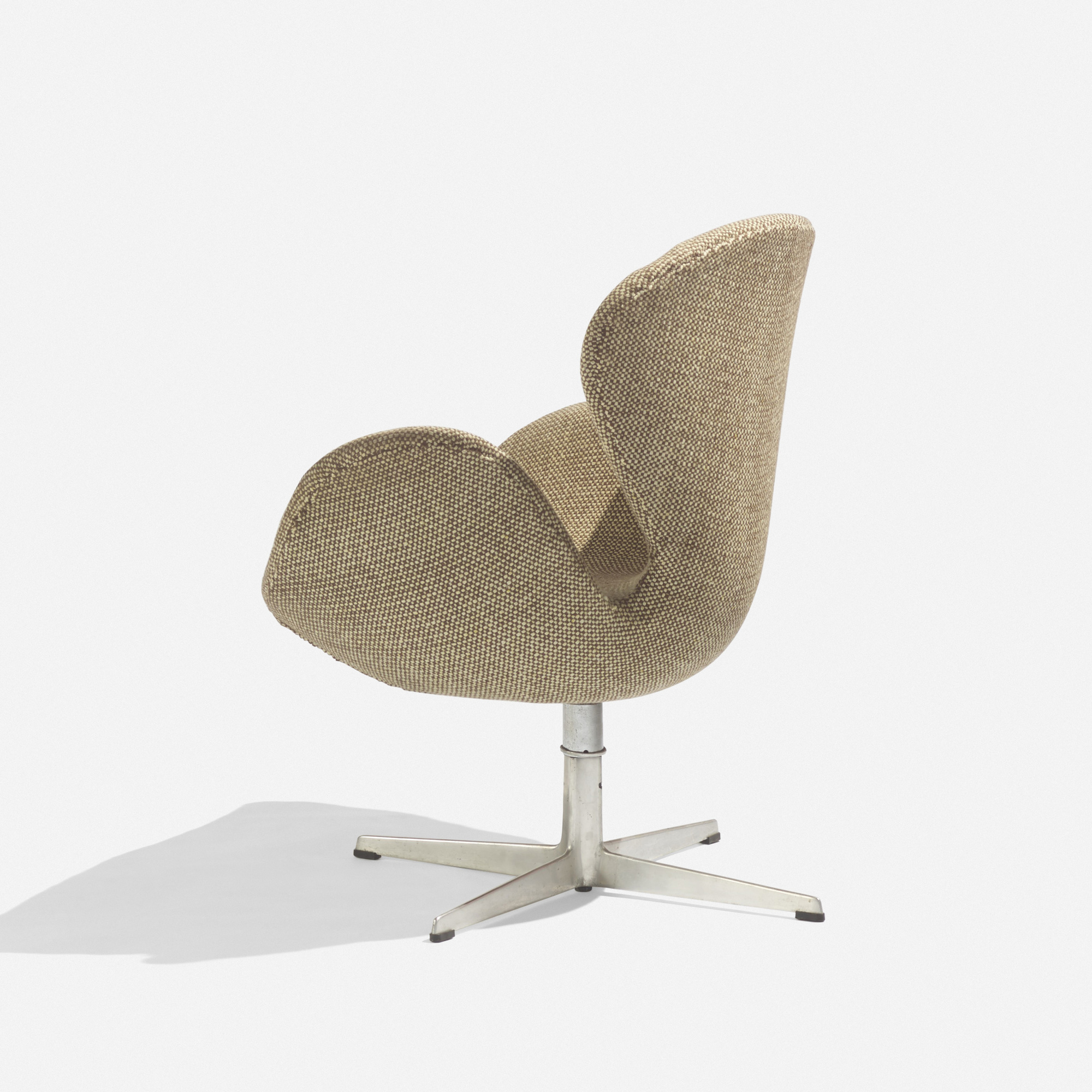 Ordinaire ... 220: Arne Jacobsen / Swan Chair (3 Of 3)