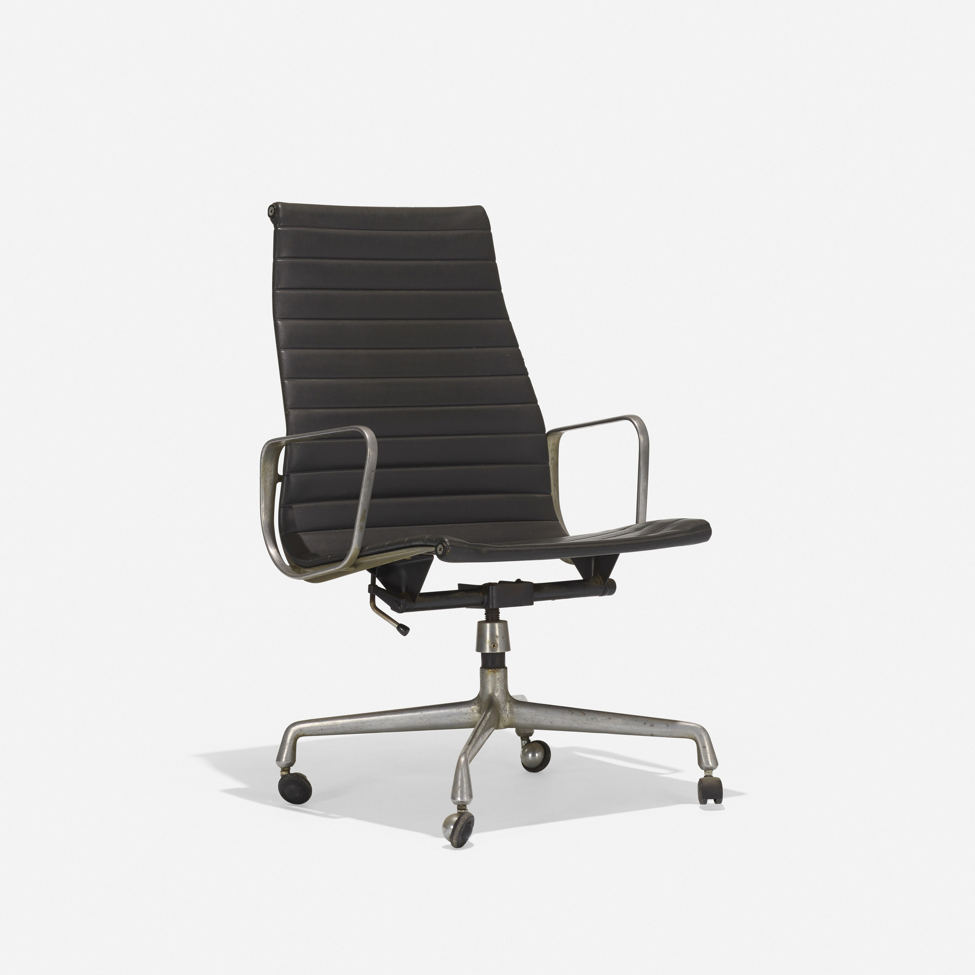 221: Charles and Ray Eames / Aluminum Group lounge chair (2 of 3)