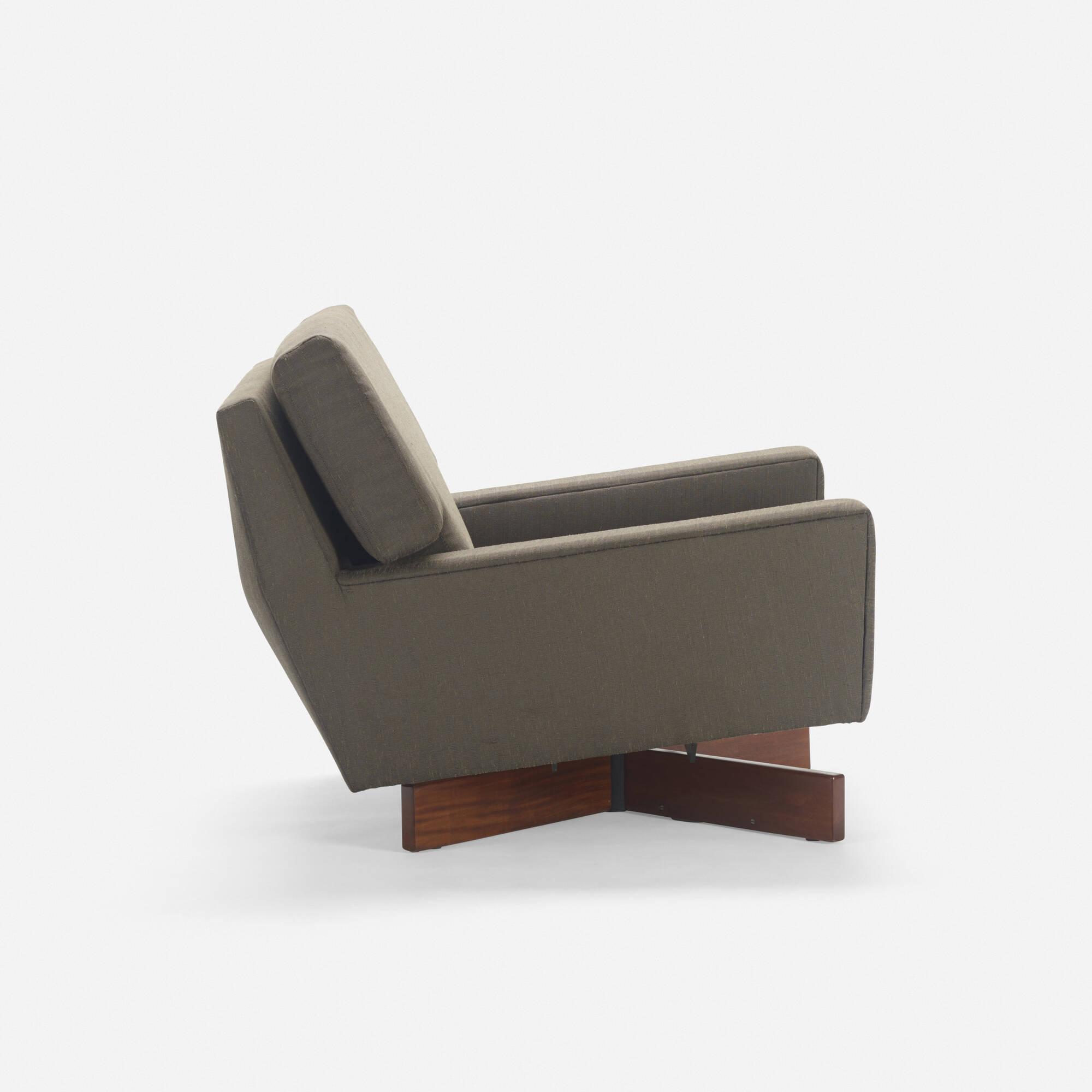 223: Jorge Zalszupin / lounge chair (2 of 3)
