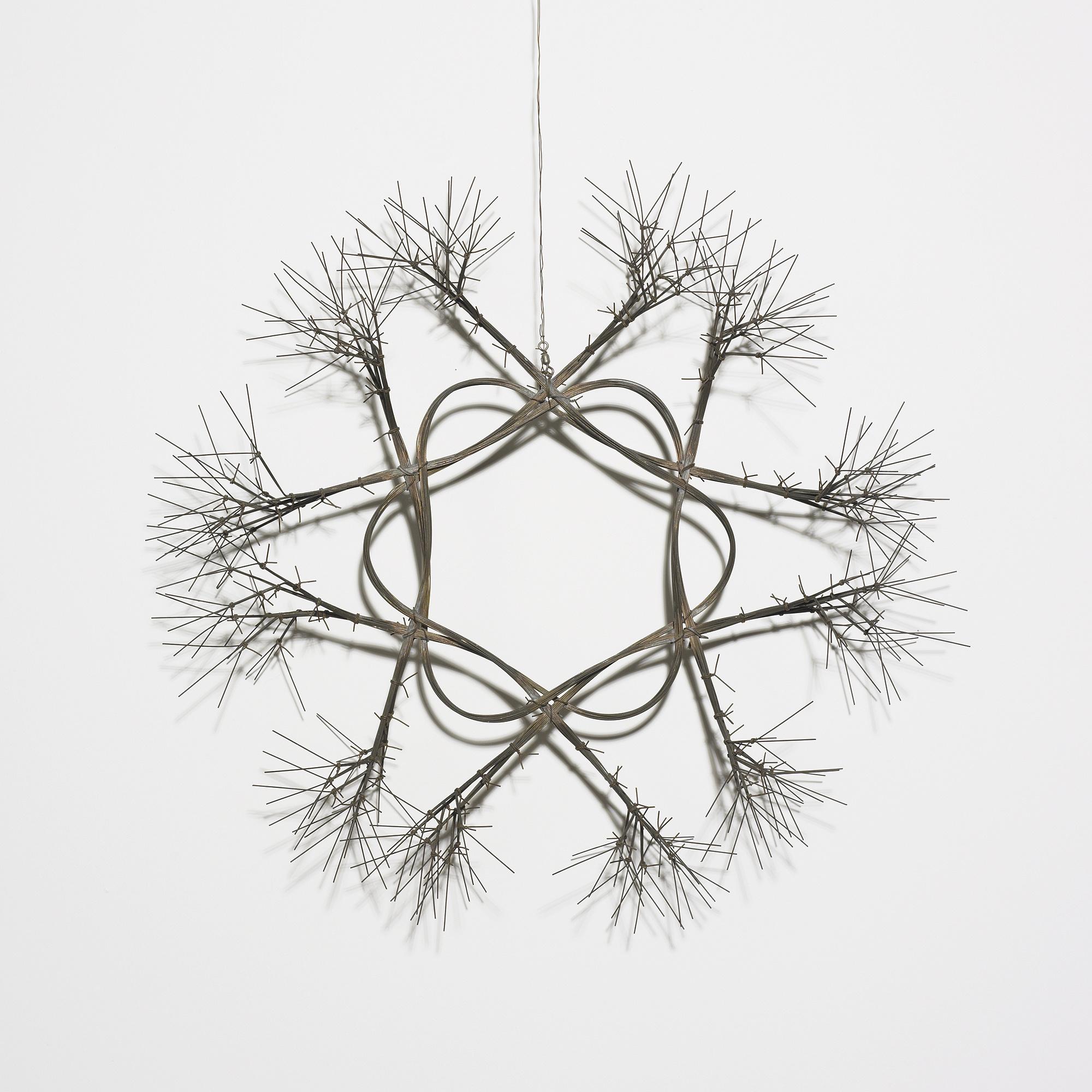 224: RUTH ASAWA, untitled (Snowflake) < Post War + Contemporary Art ...