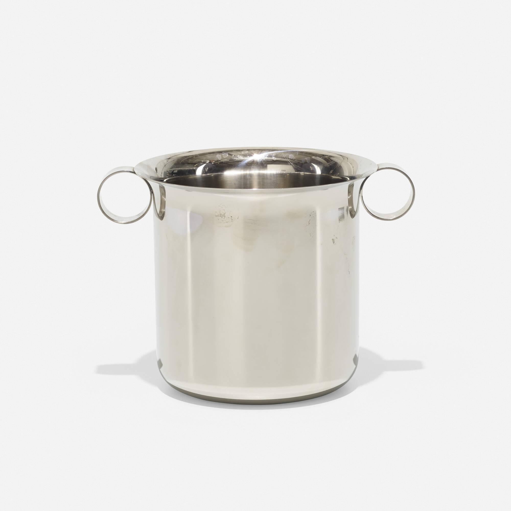 224: Enzo Mari / Madera ice bucket (1 of 2)