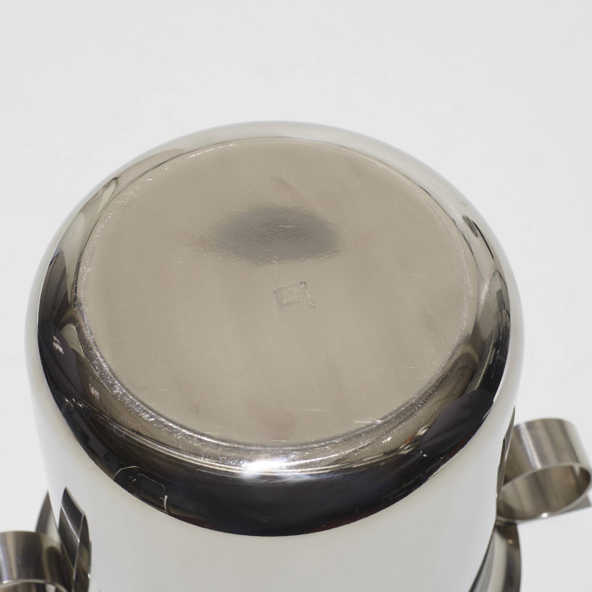 224: Enzo Mari / Madera ice bucket (2 of 2)
