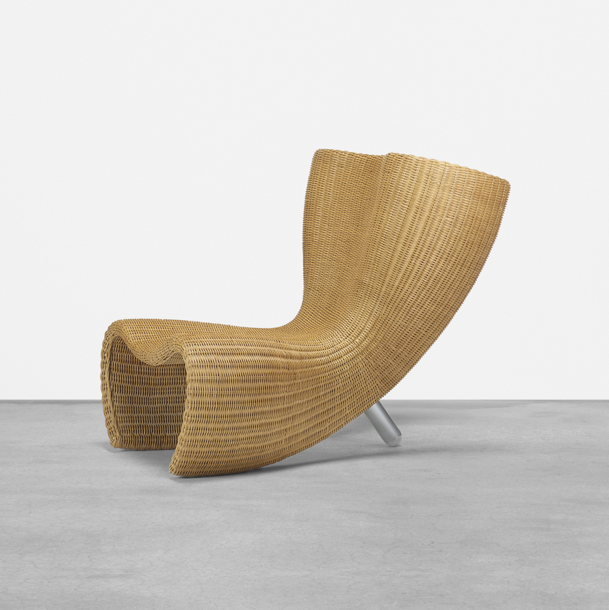 225 Marc Newson Wicker chair Art Design 26 February 2015