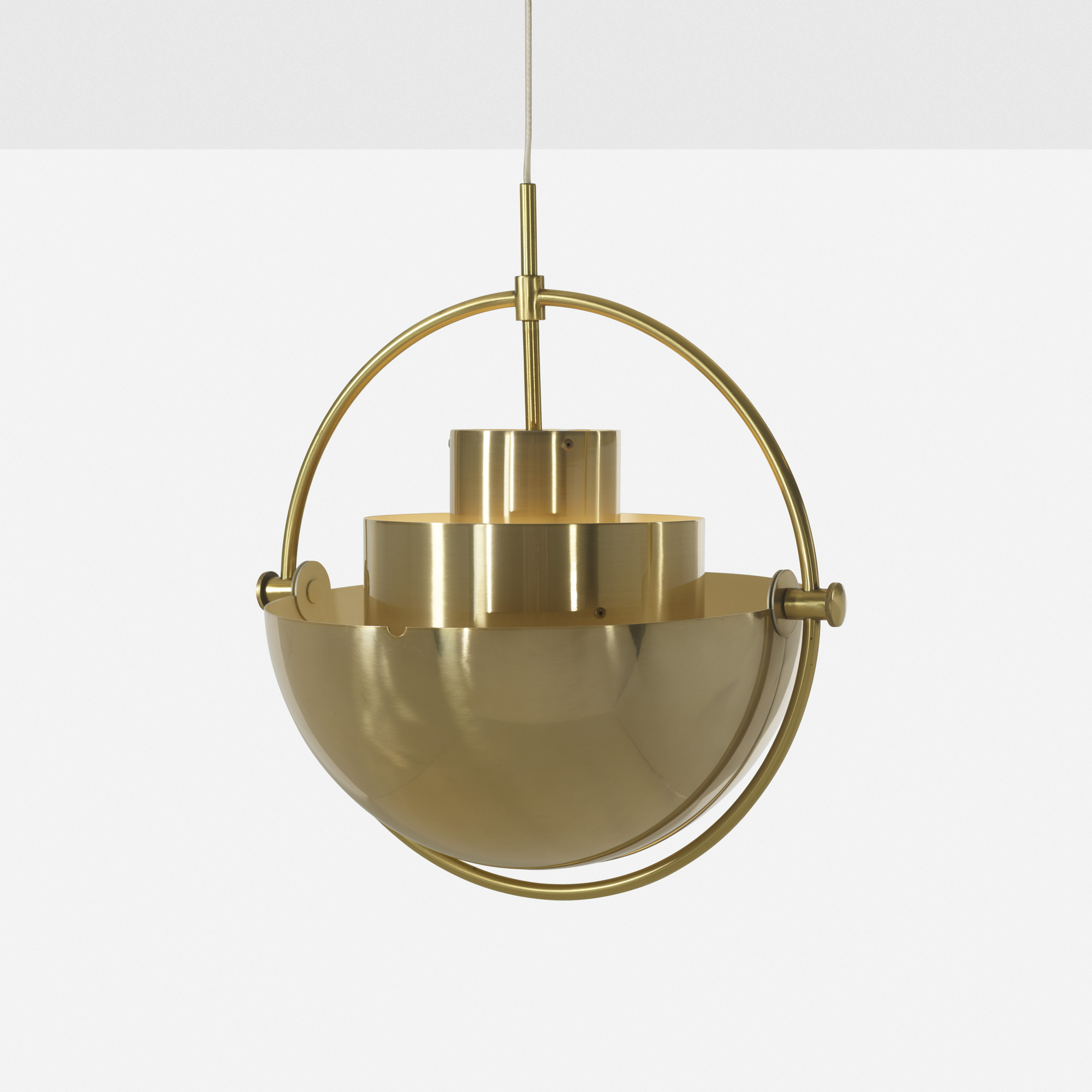 225: Louis Weisdorf / Multi-Lite pendant lamp (1 of 5)