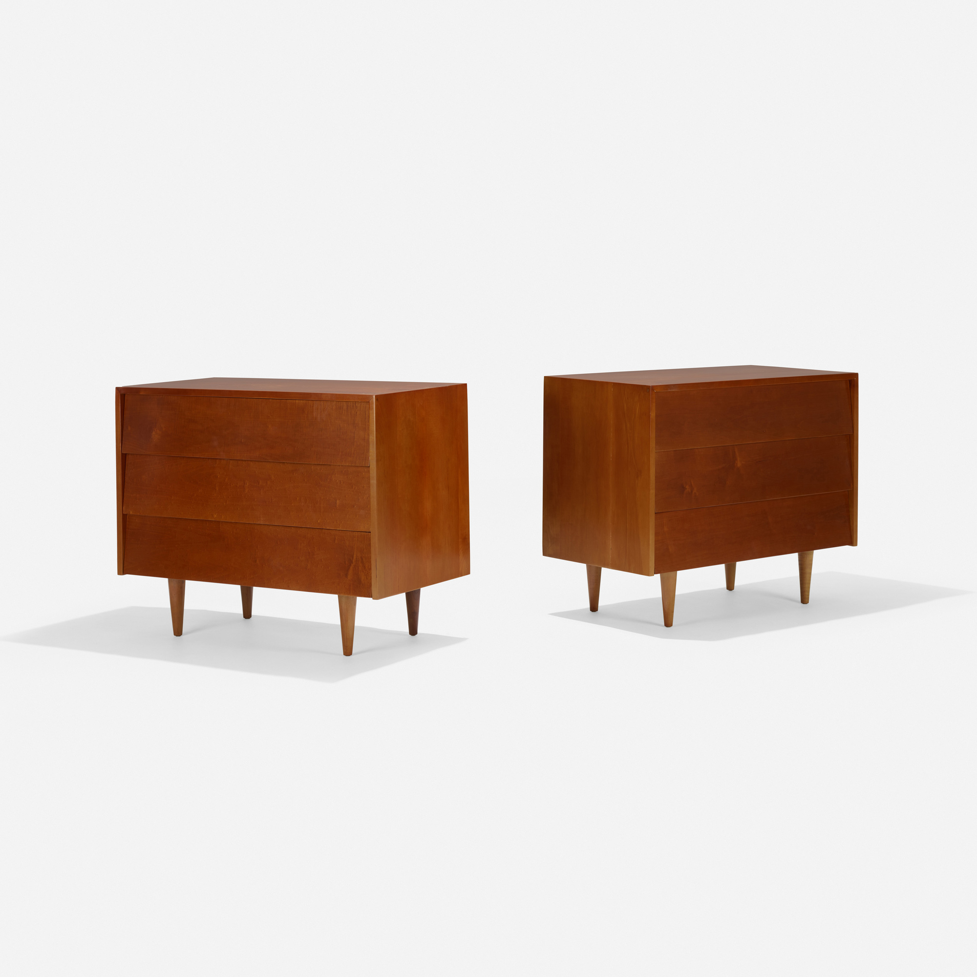 225: Florence Knoll / cabinets, pair (2 of 3)