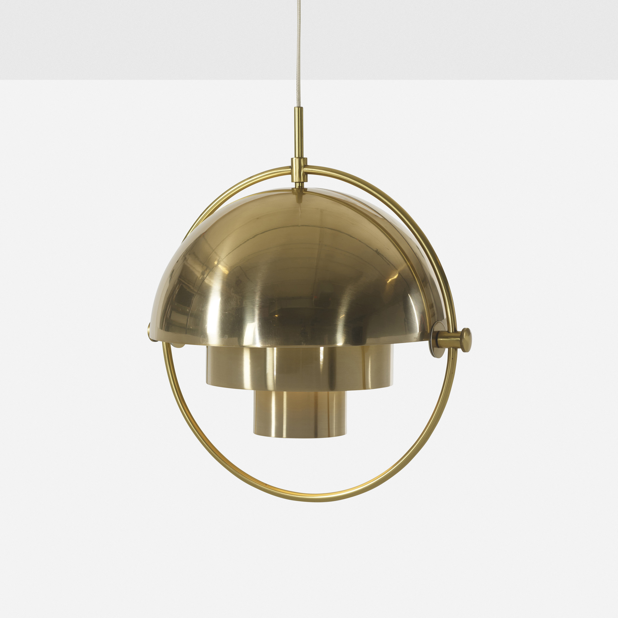 225: Louis Weisdorf / Multi-Lite pendant lamp (2 of 5)