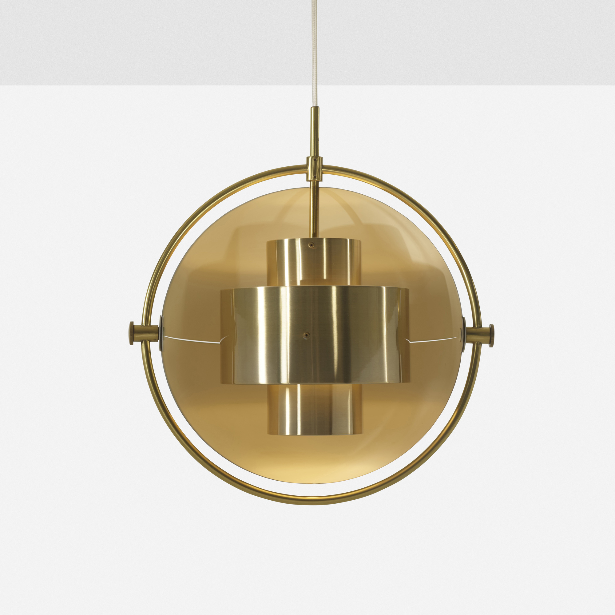 225: Louis Weisdorf / Multi-Lite pendant lamp (3 of 5)