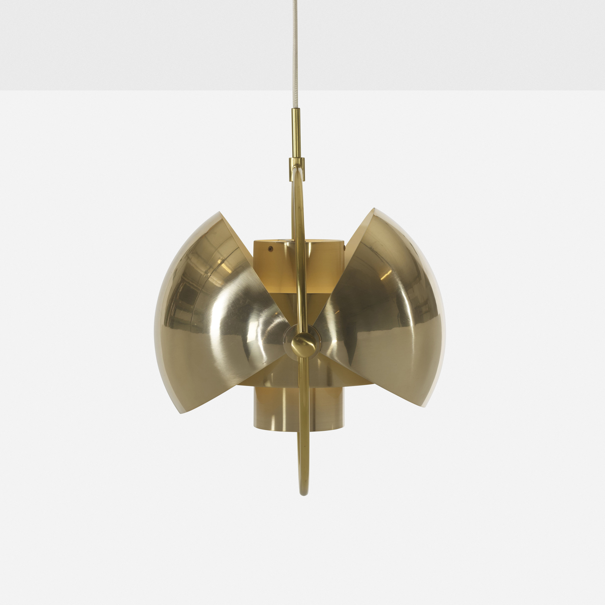 225: Louis Weisdorf / Multi-Lite pendant lamp (4 of 5)