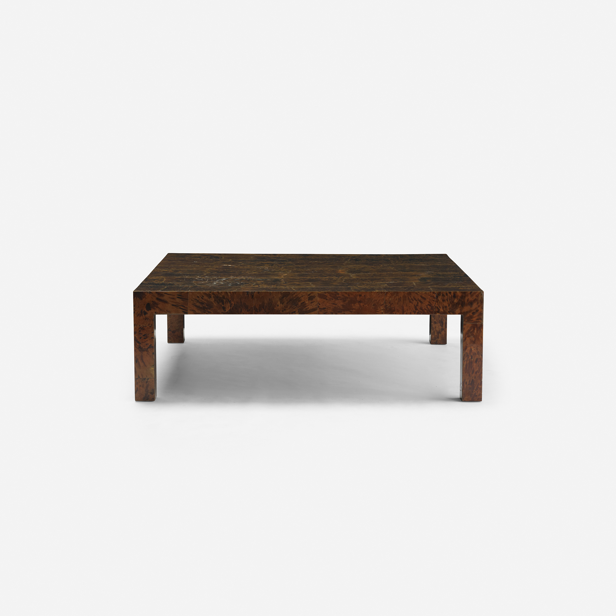 ... 226: Karl Springer / Rare Coffee Table (2 Of 3)