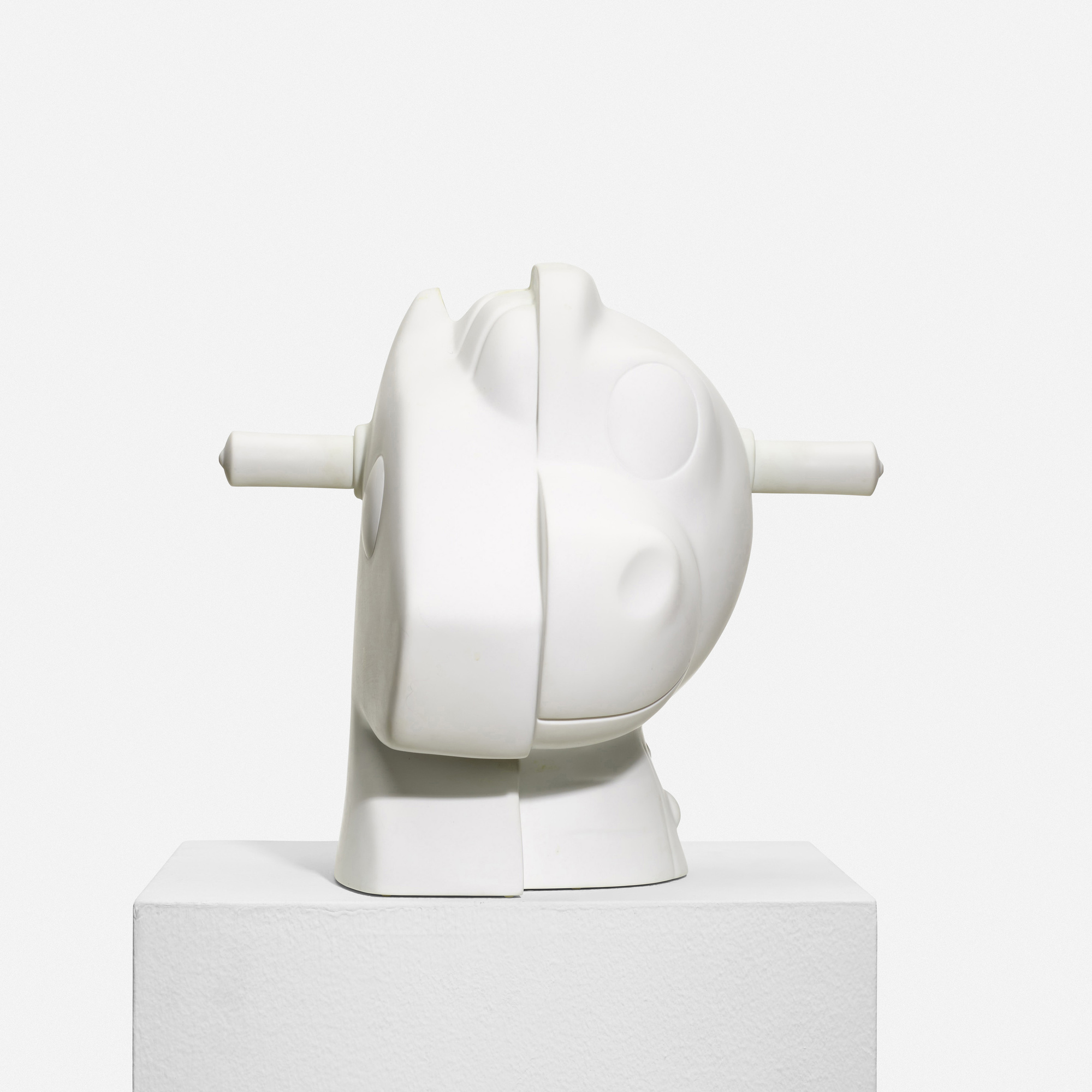 226: Jeff Koons / Split Rocker (vase) (2 of 3)