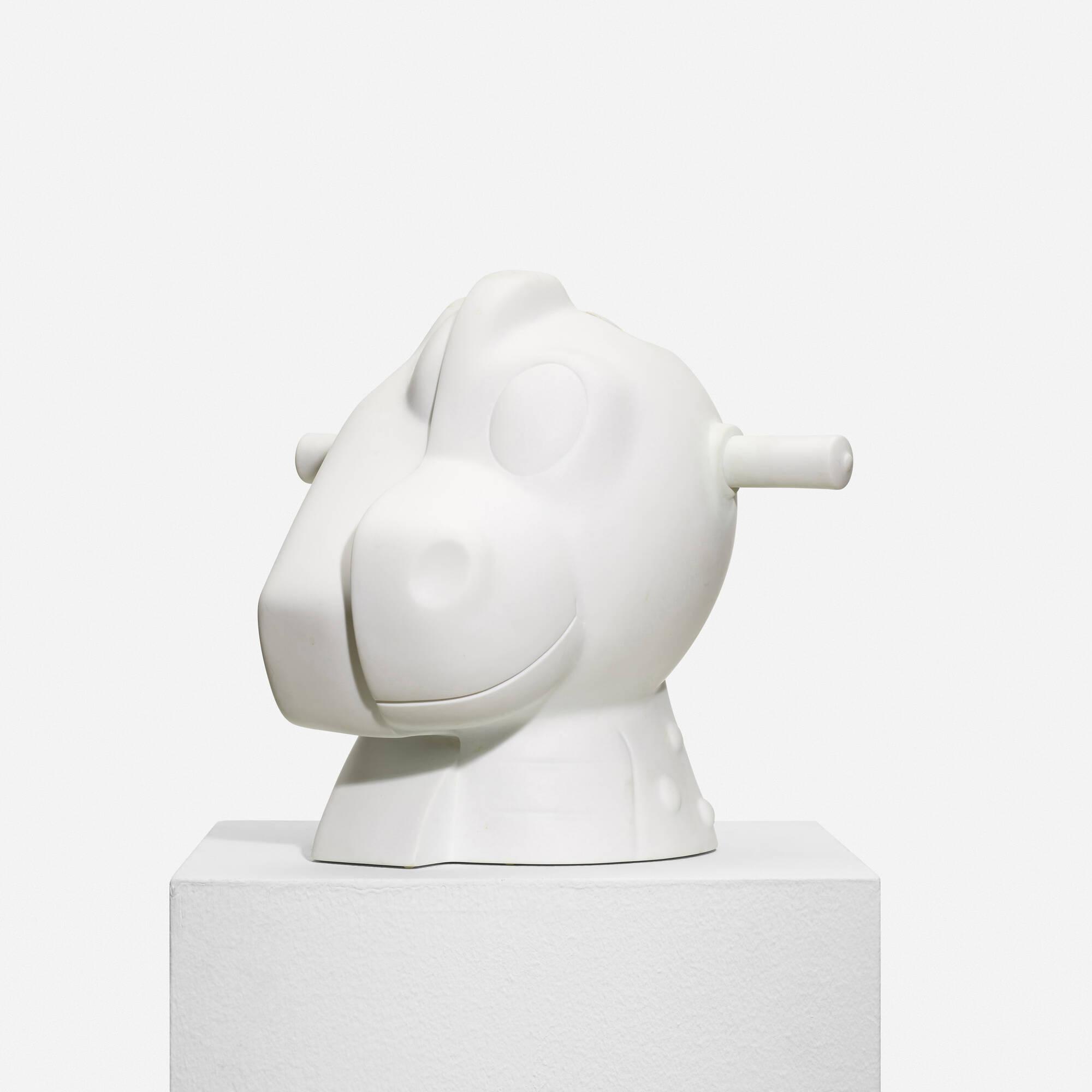 226: Jeff Koons / Split Rocker (vase) (3 of 3)