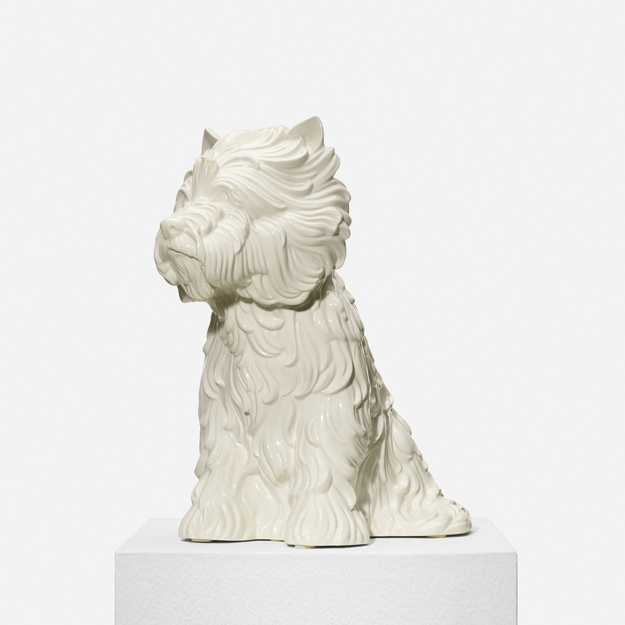 227: Jeff Koons / Puppy (vase) (1 of 2)