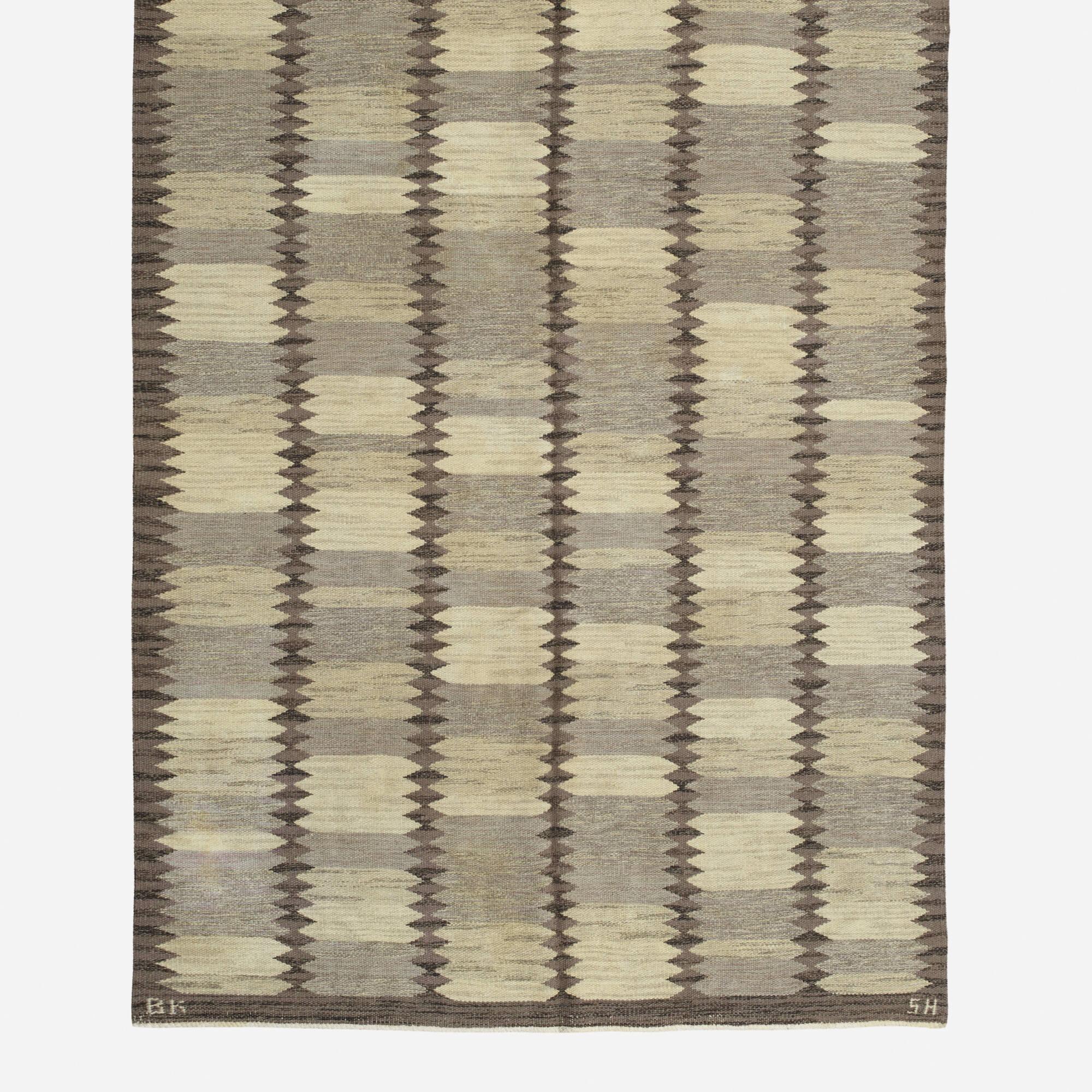 227: Berit Koenig / flatweave carpet (2 of 2)