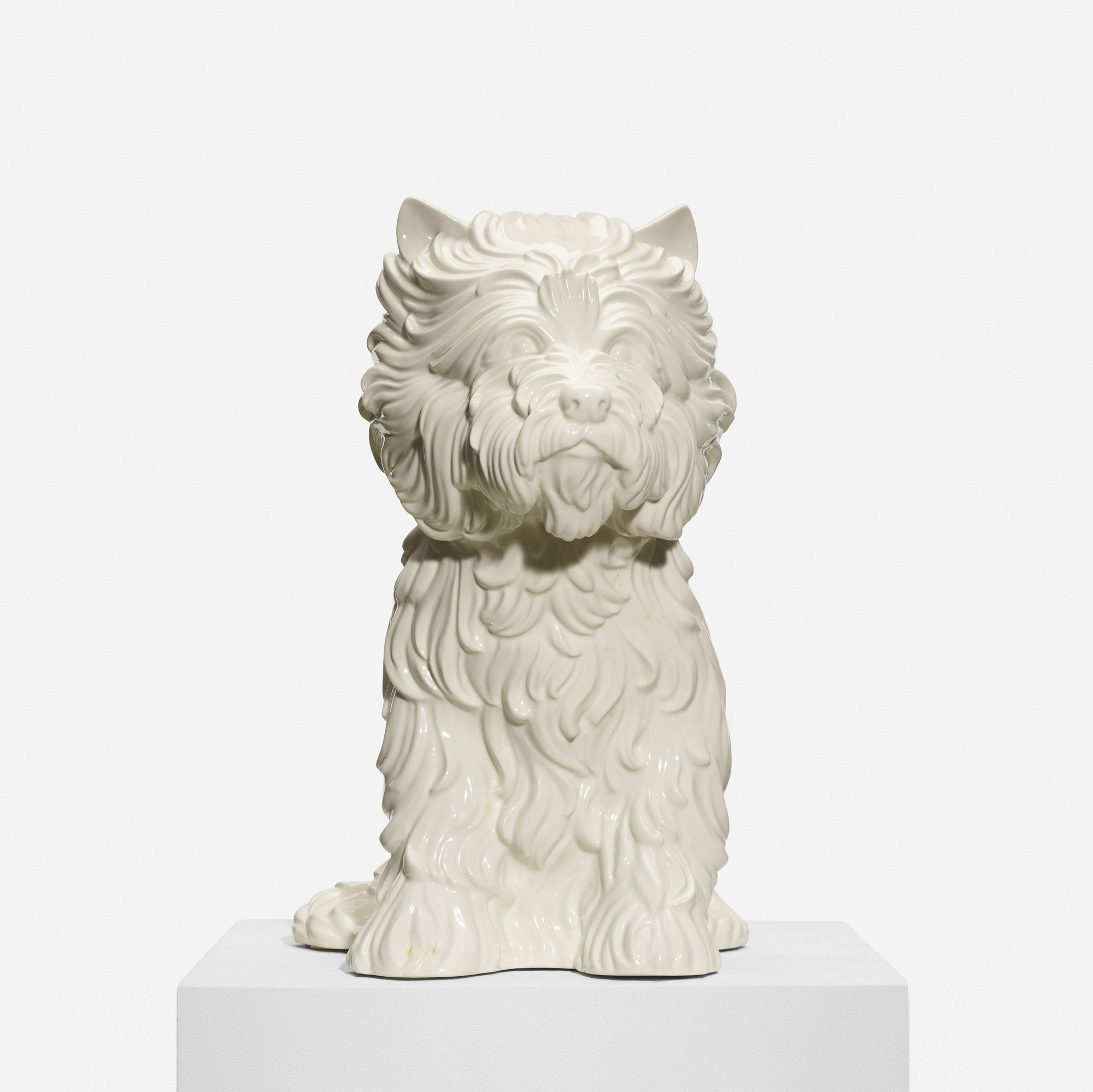 228: Jeff Koons / Puppy (vase) (1 of 3)