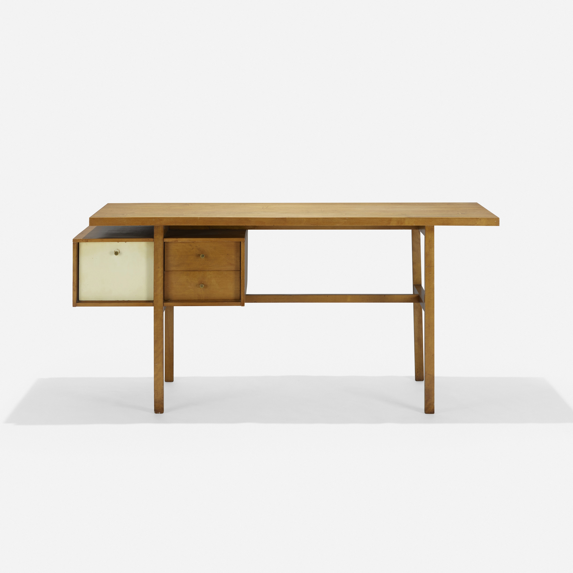 228: Milo Baughman / desk (2 of 3)