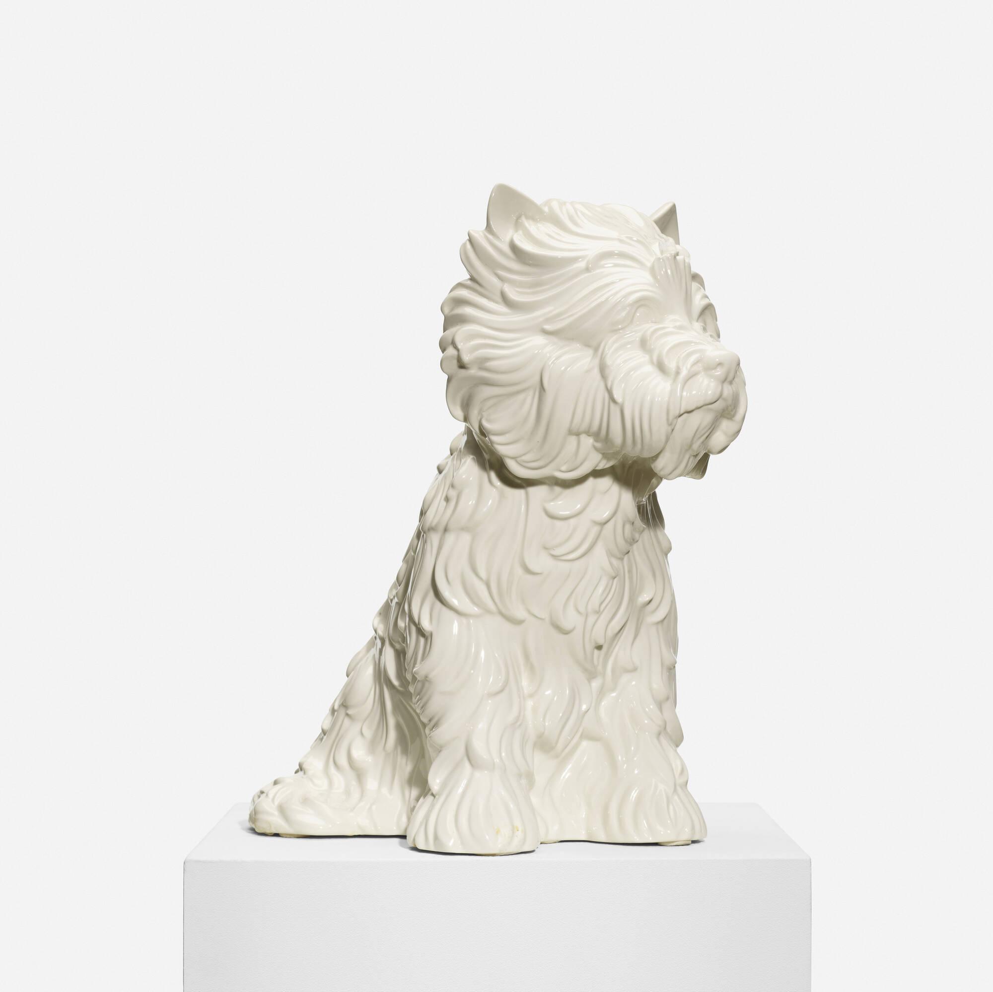 228: Jeff Koons / Puppy (vase) (2 of 3)